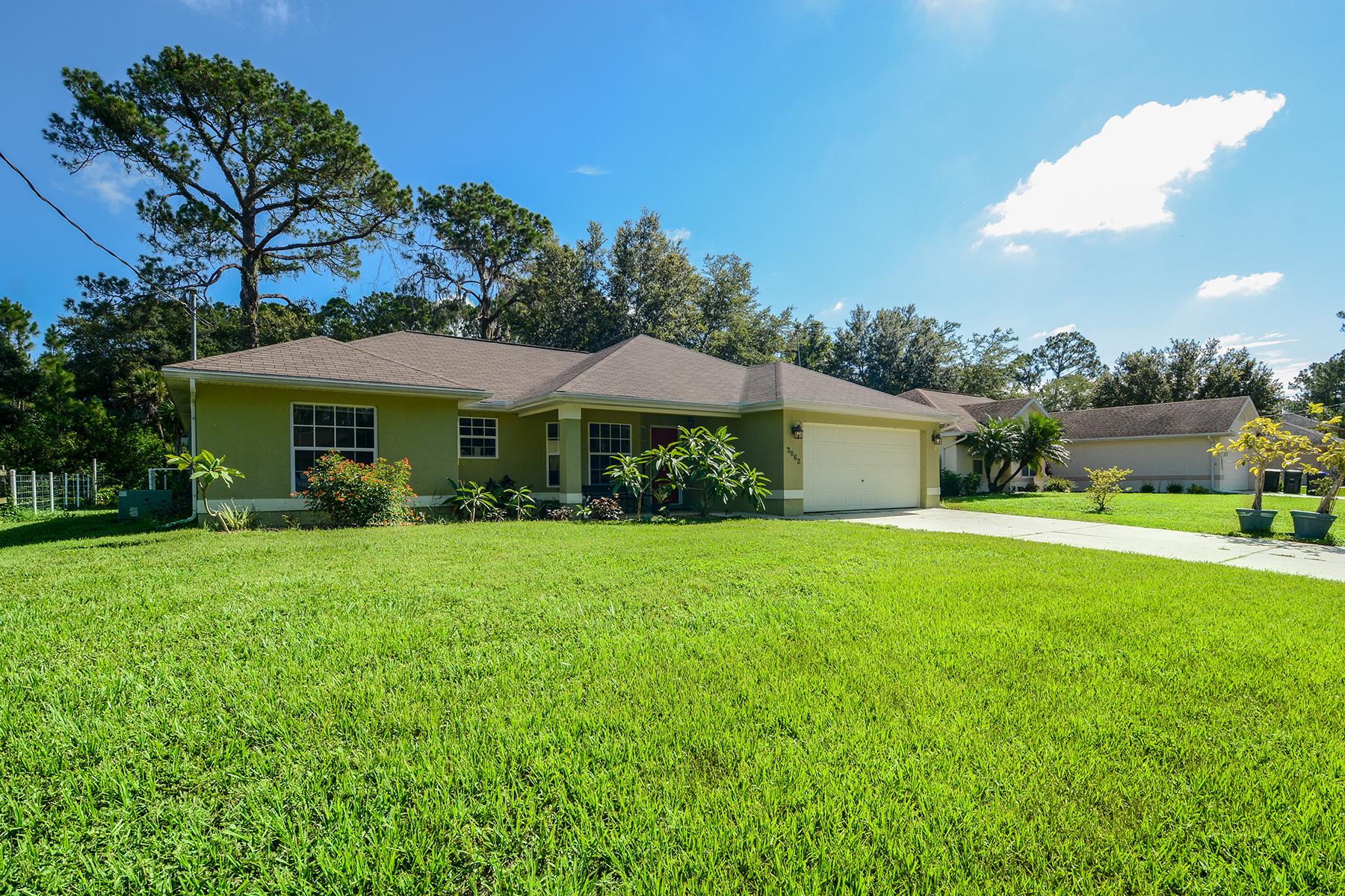 一戸建て のために 売買 アット NORTH PORT 3062 Sikeston Ave North Port, フロリダ 34286 アメリカ合衆国