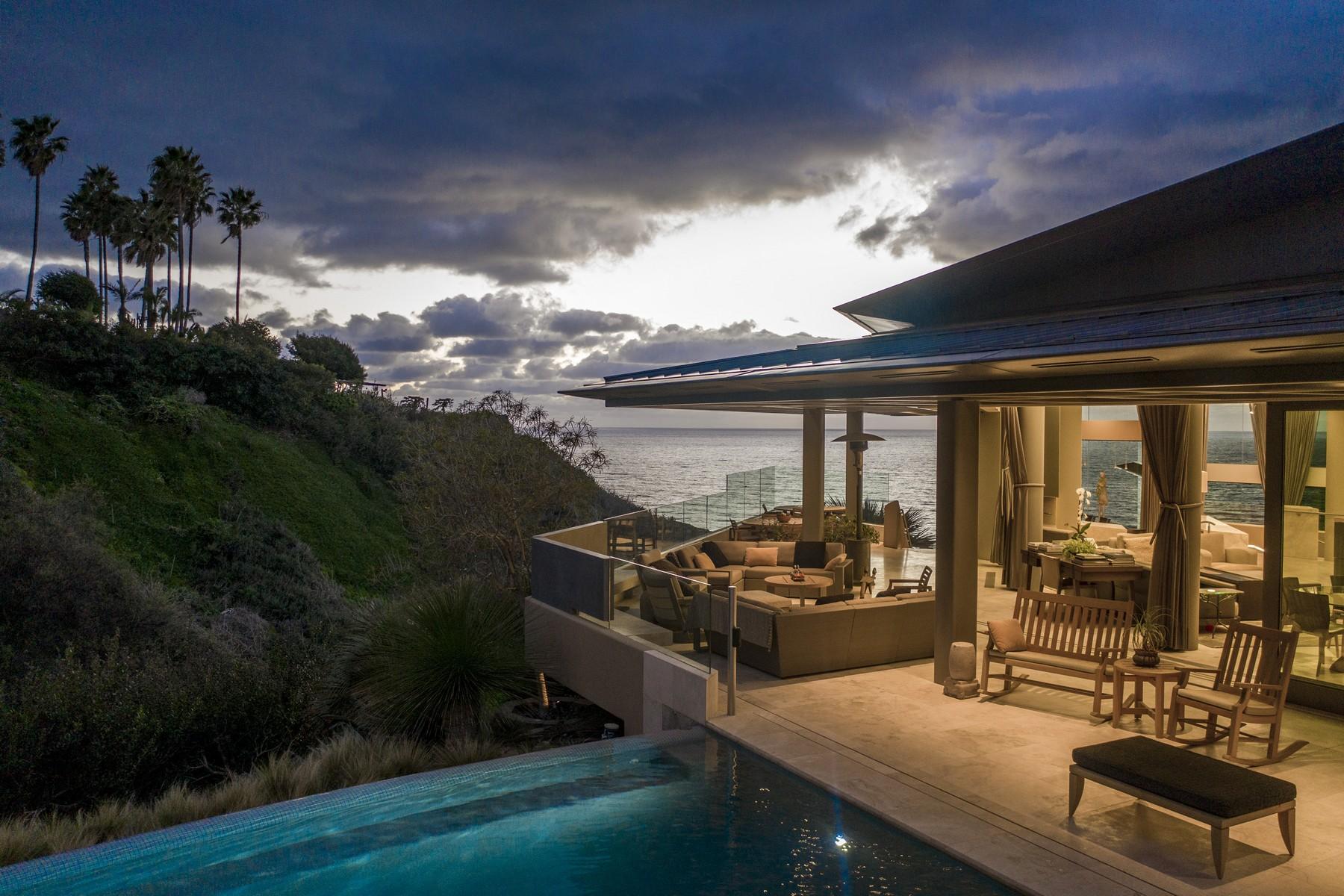 Single Family Homes 为 销售 在 Argonauta 9828 La Jolla Farms Road 拉荷亚, 加利福尼亚州 92037 美国
