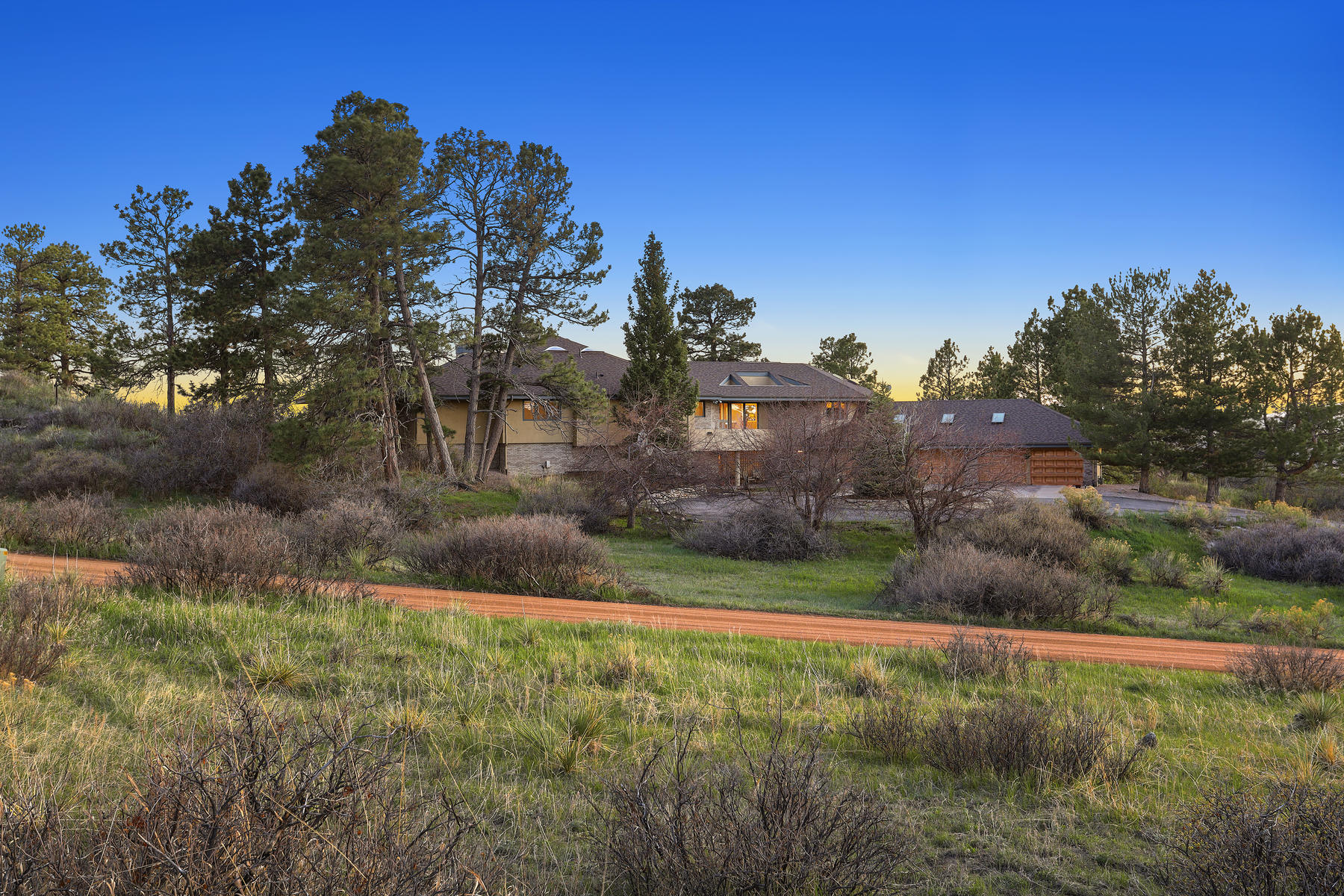 Single Family Homes for Sale at 7500 E Sunset Trail Parker, Colorado 80134 United States