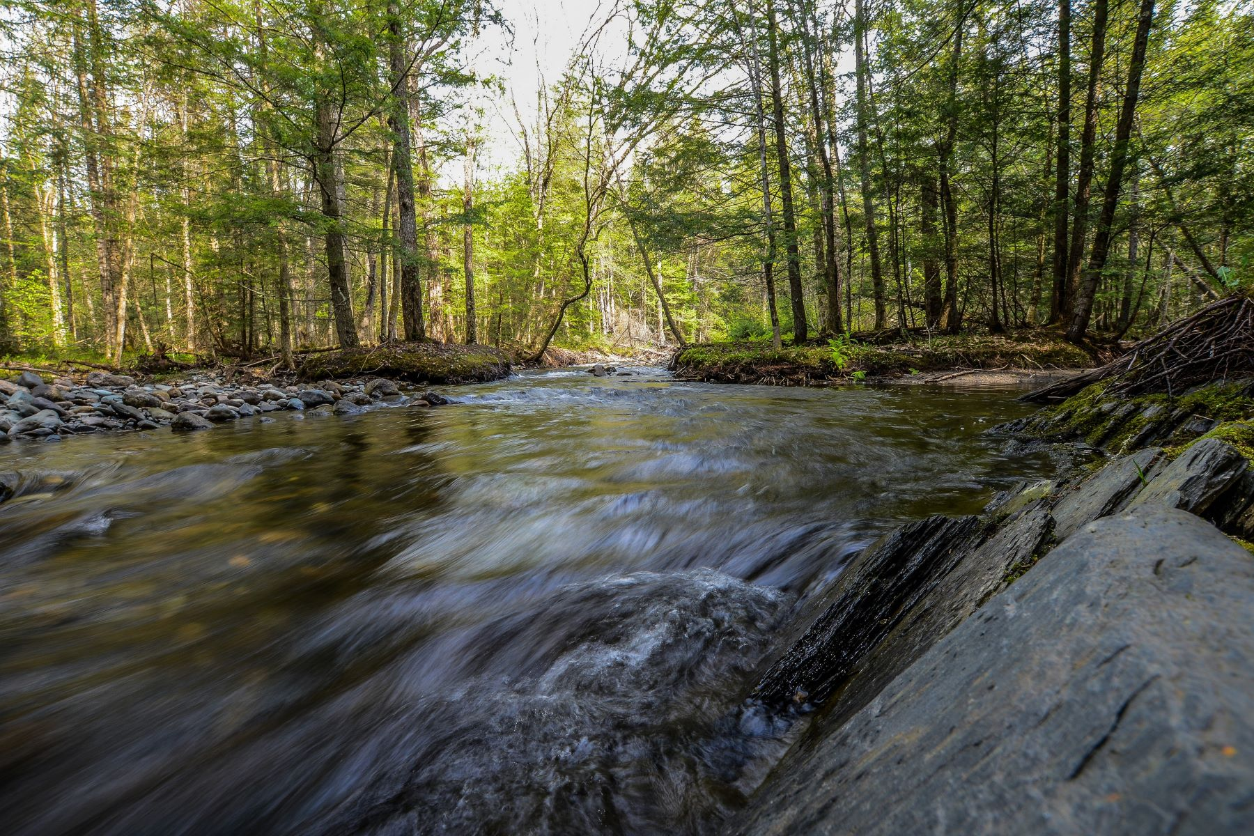 Land for Sale at 8.4 Acres of Land on the Eastman Brook 00 Nh Route 25c Piermont, New Hampshire 03777 United States
