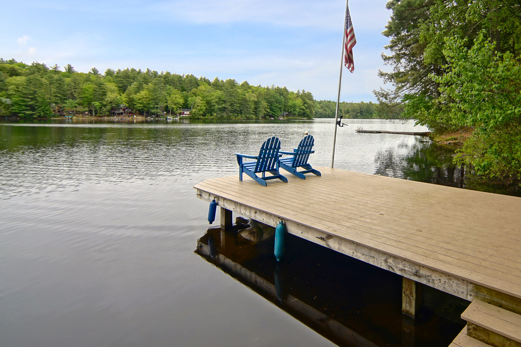 Single Family Home for Sale at The Perfect Place To Get Away From It All! 291 Hemlock Lane Barrington, New Hampshire 03825 United States