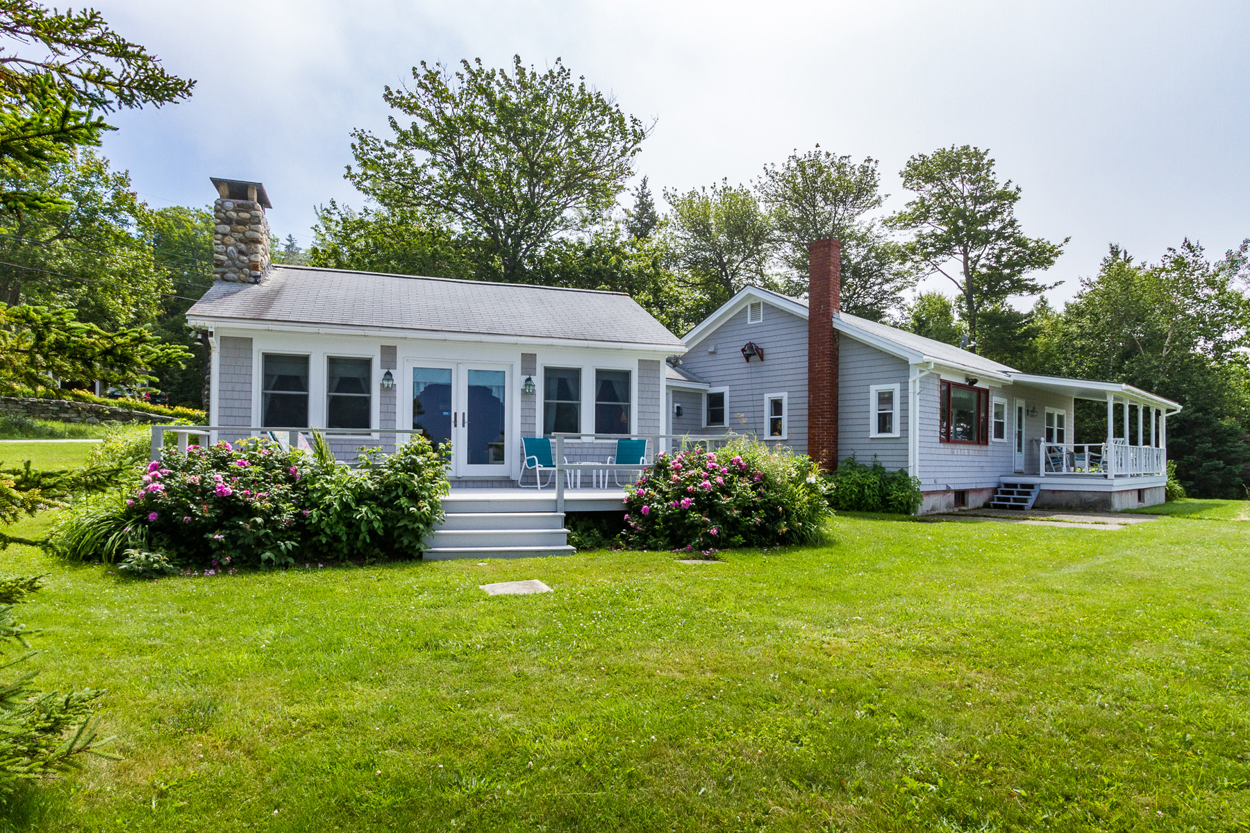 Single Family Home for Sale at 189 Pemaquid Trail Bristol, Maine, 04554 United States