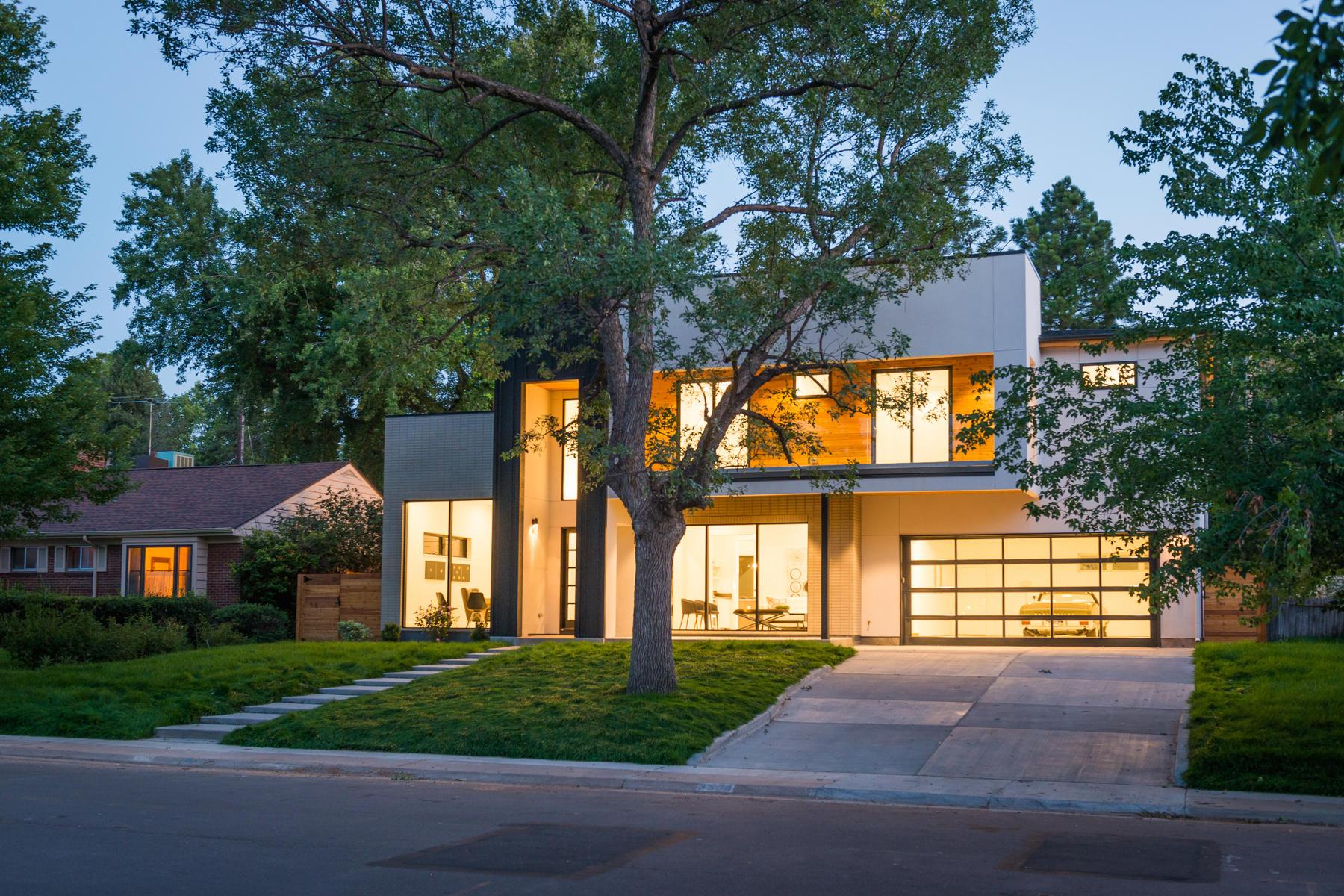 Single Family Home for Sale at 3528 East Virginia Avenue Denver, Colorado, 80209 United States