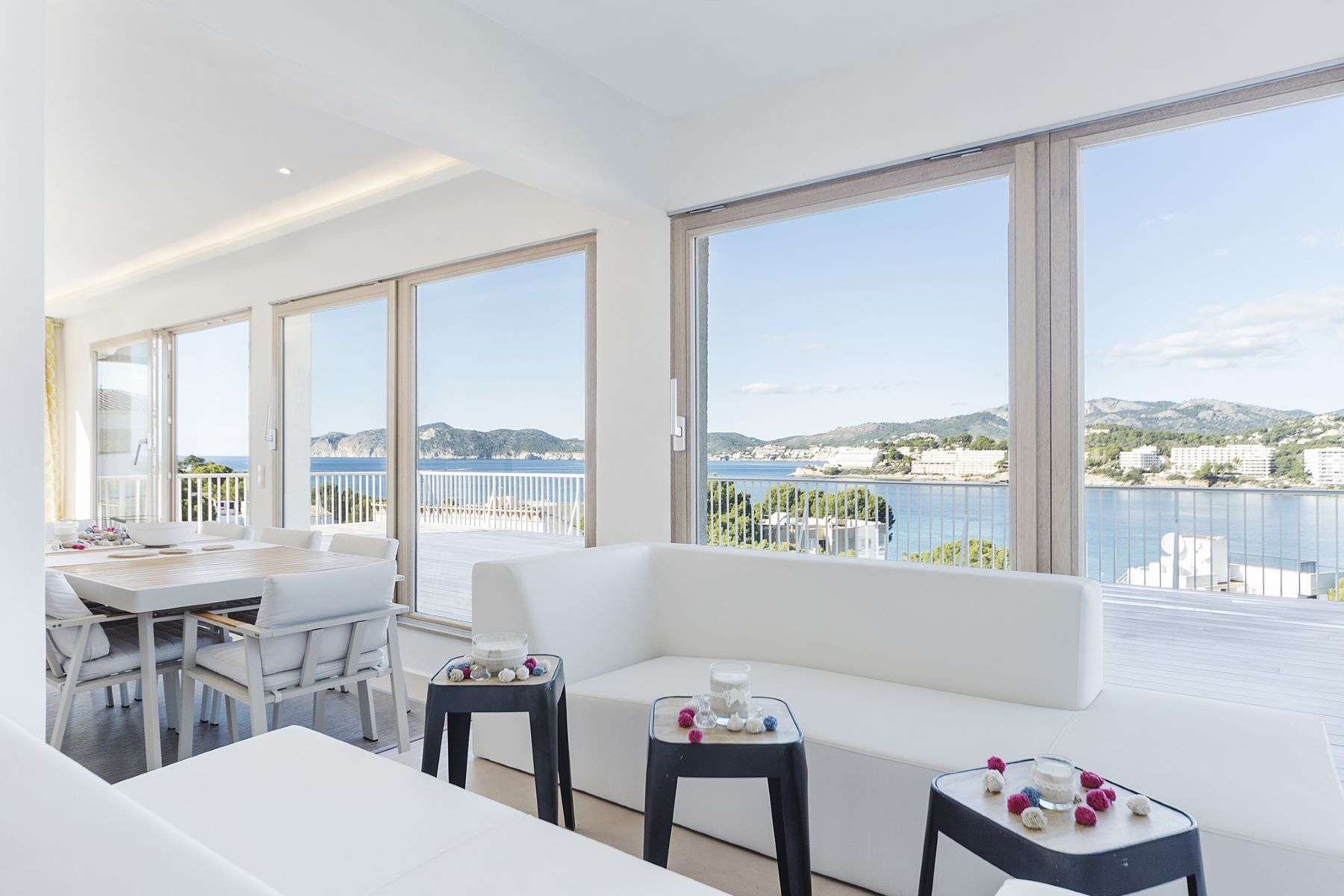 Single Family Home for Sale at Luxurious penthouse with sea views in Santa Ponsa Other Spain, Other Areas In Spain, Spain