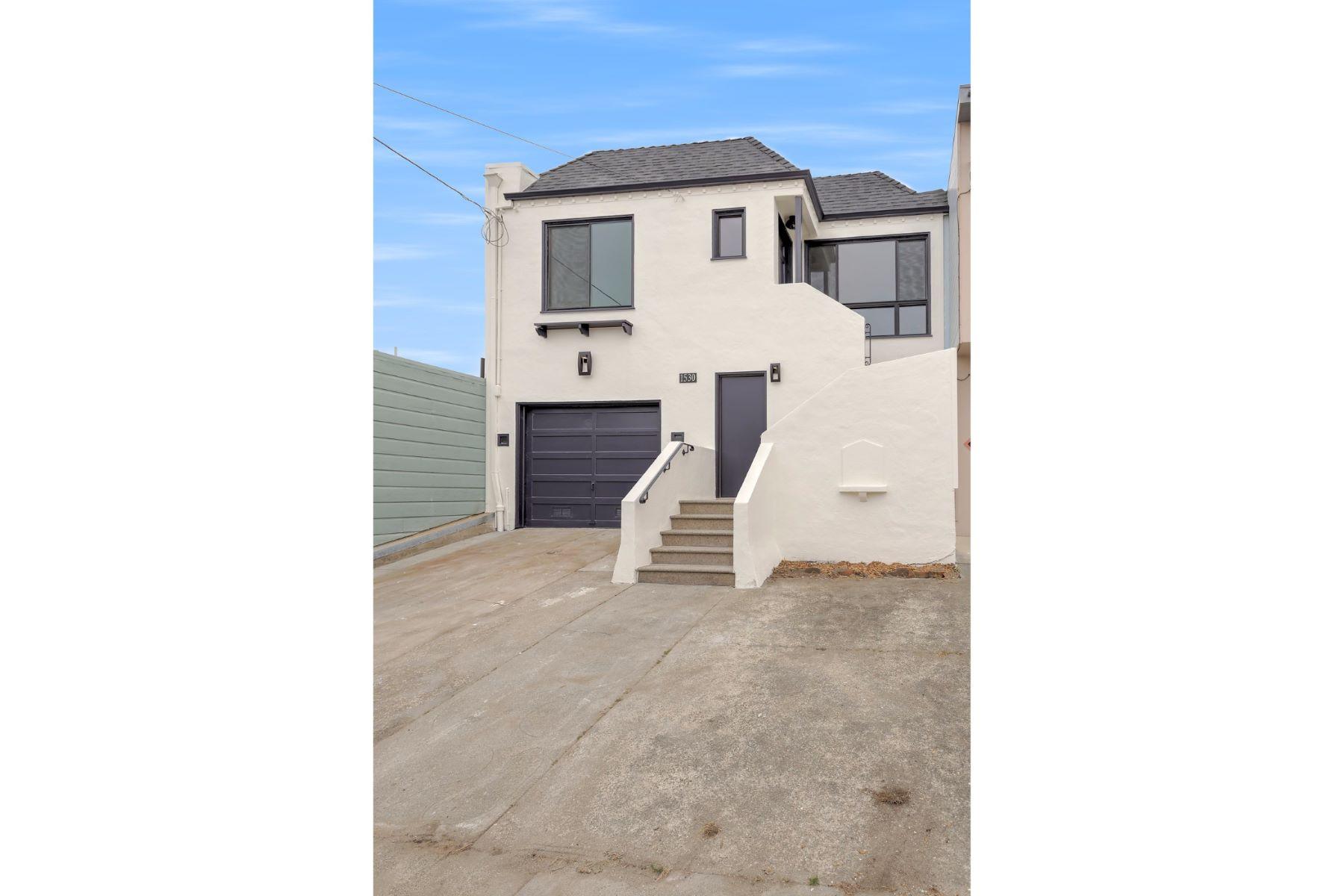 独户住宅 为 销售 在 1530 45th Avenue 旧金山, 加利福尼亚州, 94122 美国