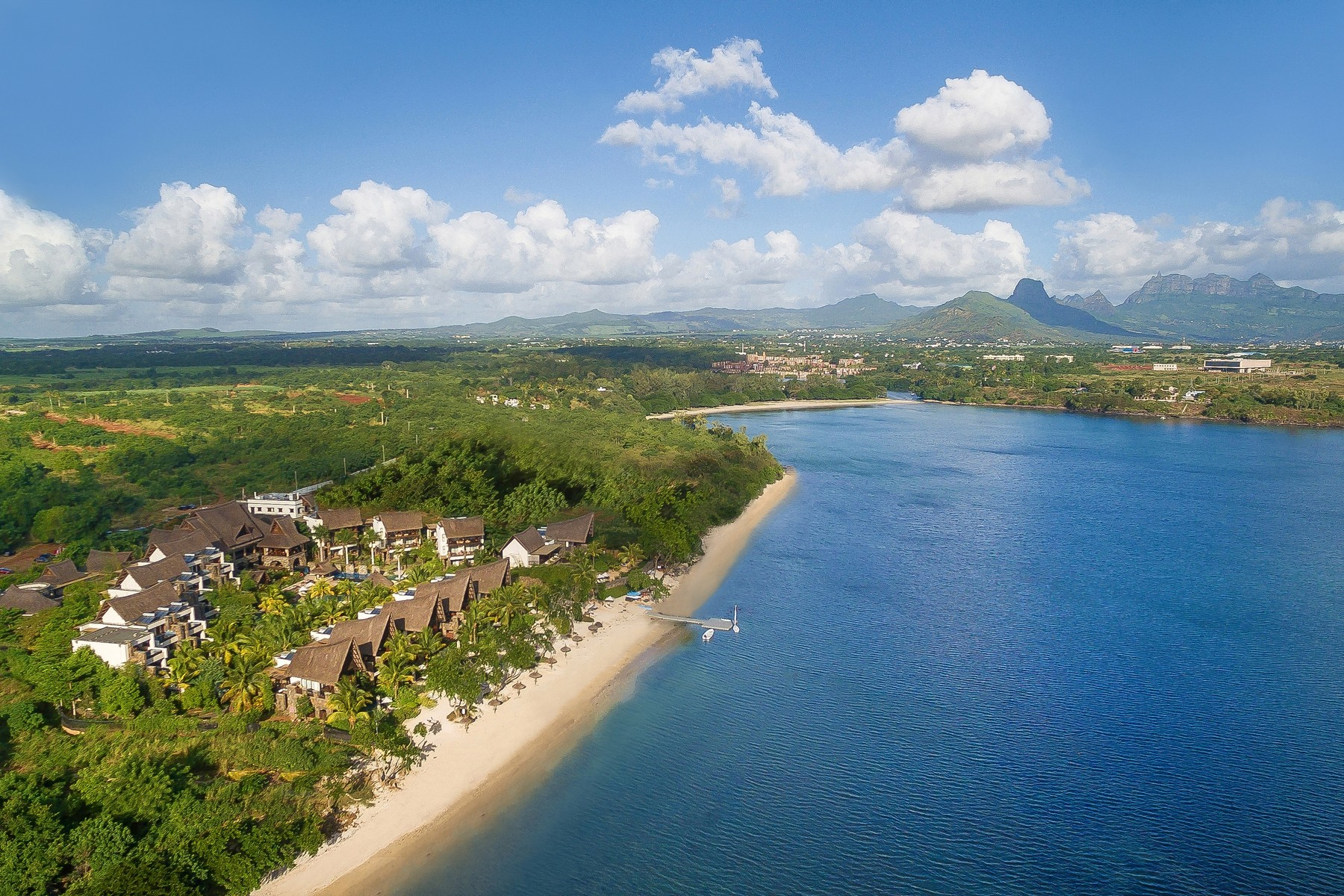 Fractional Ownership Properties for Sale at Mella Villas, IHS Resort Balaclava, Pamplemousses Mauritius