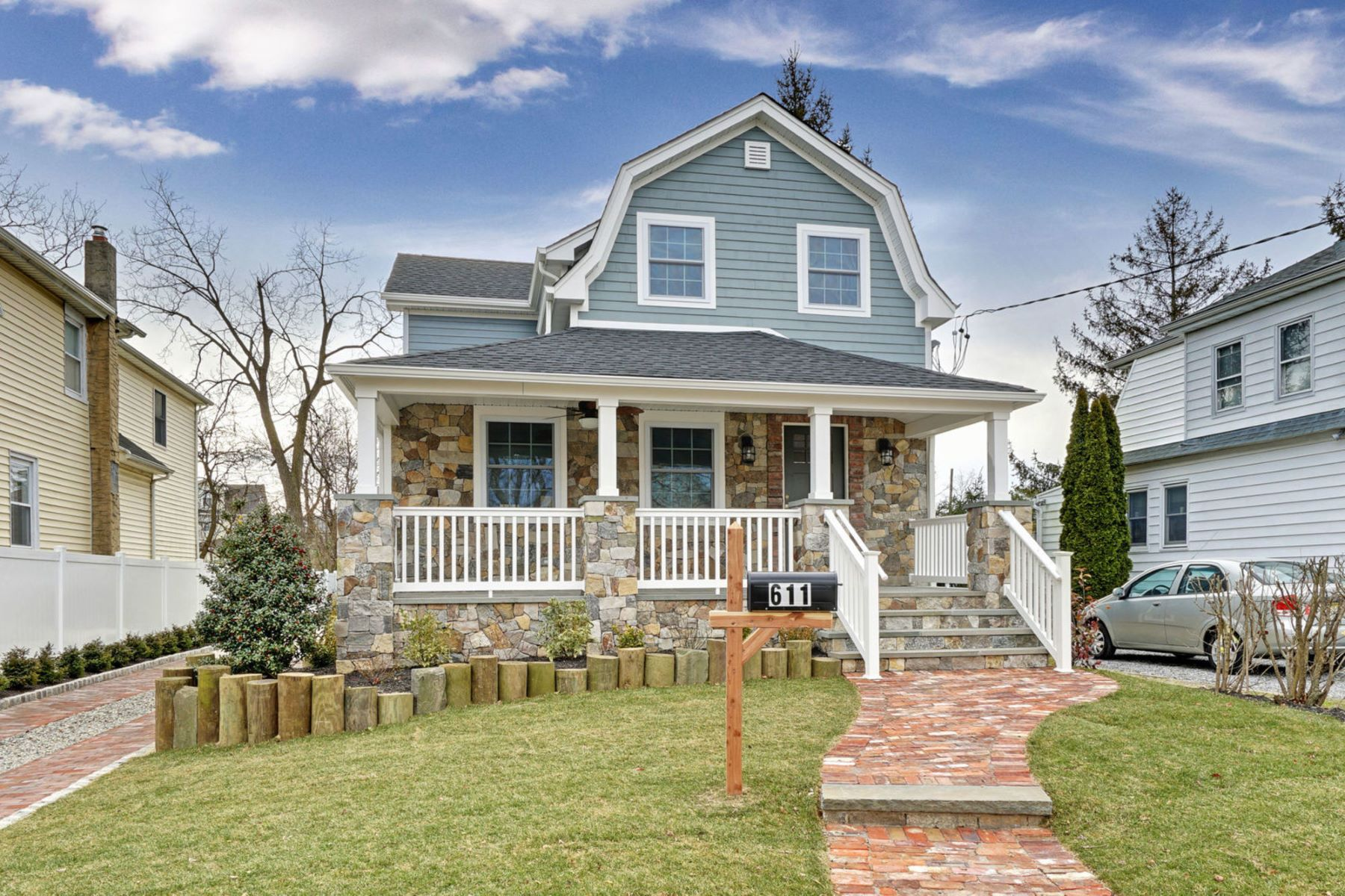 Single Family Home for Sale at Awesome Opportunity 611 13th Avenue, Belmar, New Jersey 07719 United States