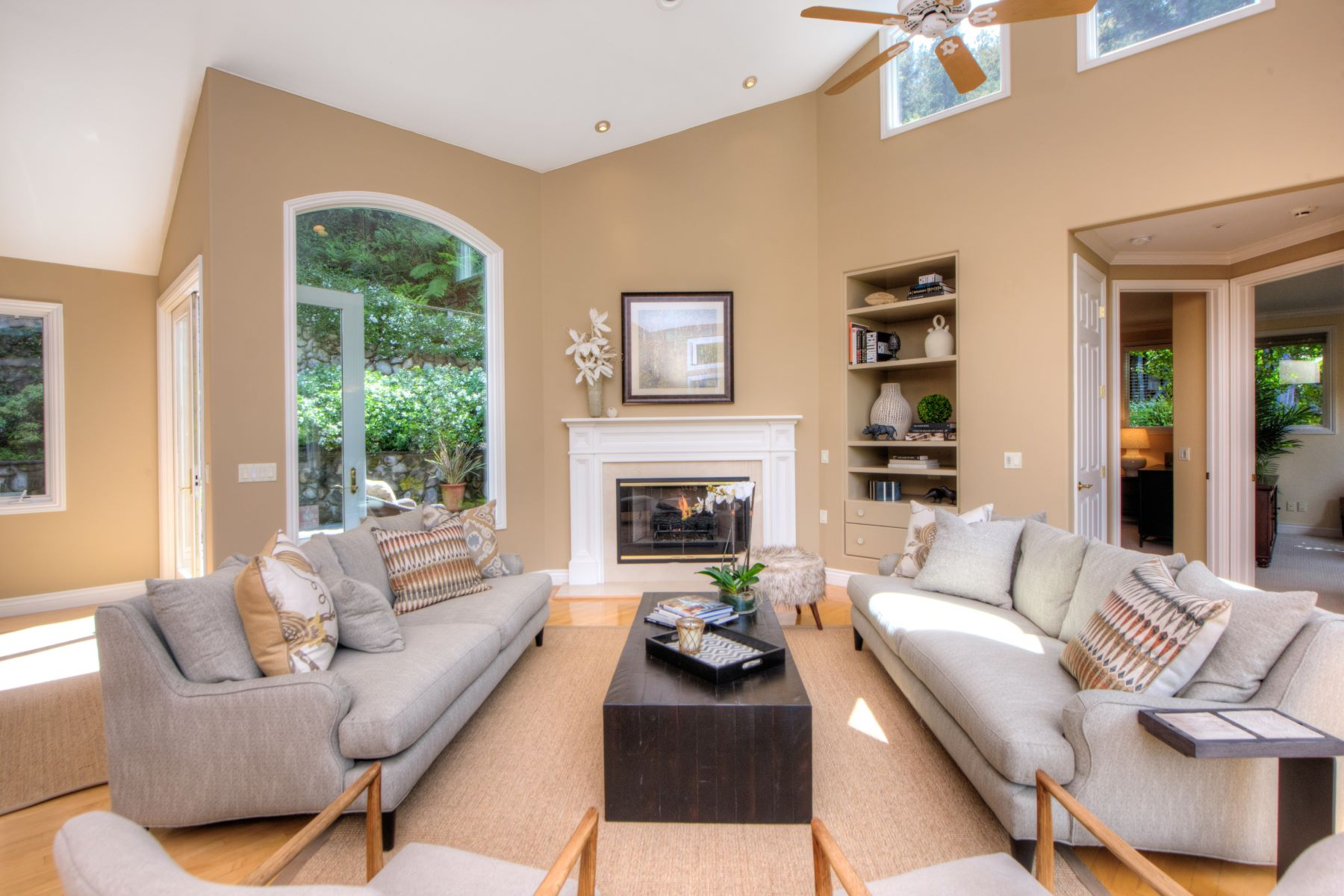 Single Family Home for Sale at Magic in Mill Valley 136 Marion Avenue Mill Valley, California, 94941 United States
