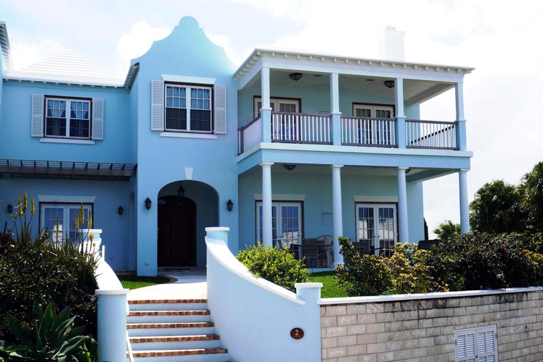 多棟聯建住宅 為 出售 在 Ship's Hill 2 2 Ship's Hill Lane Other Bermuda, HS02 百慕大
