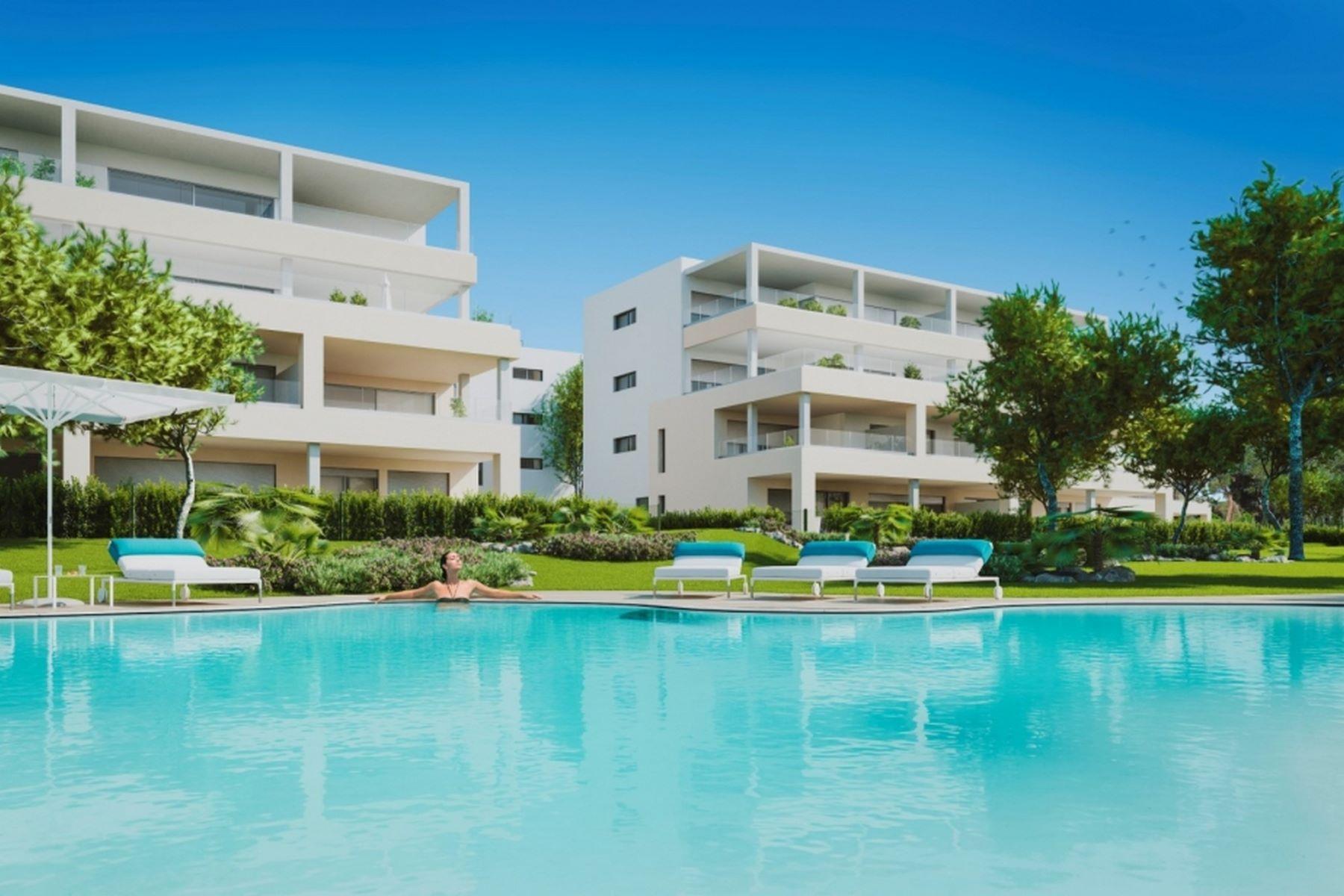 شقة للـ Sale في New luxury apartments in Nova Santa Ponsa Santa Ponsa, Balearic Islands, Spain