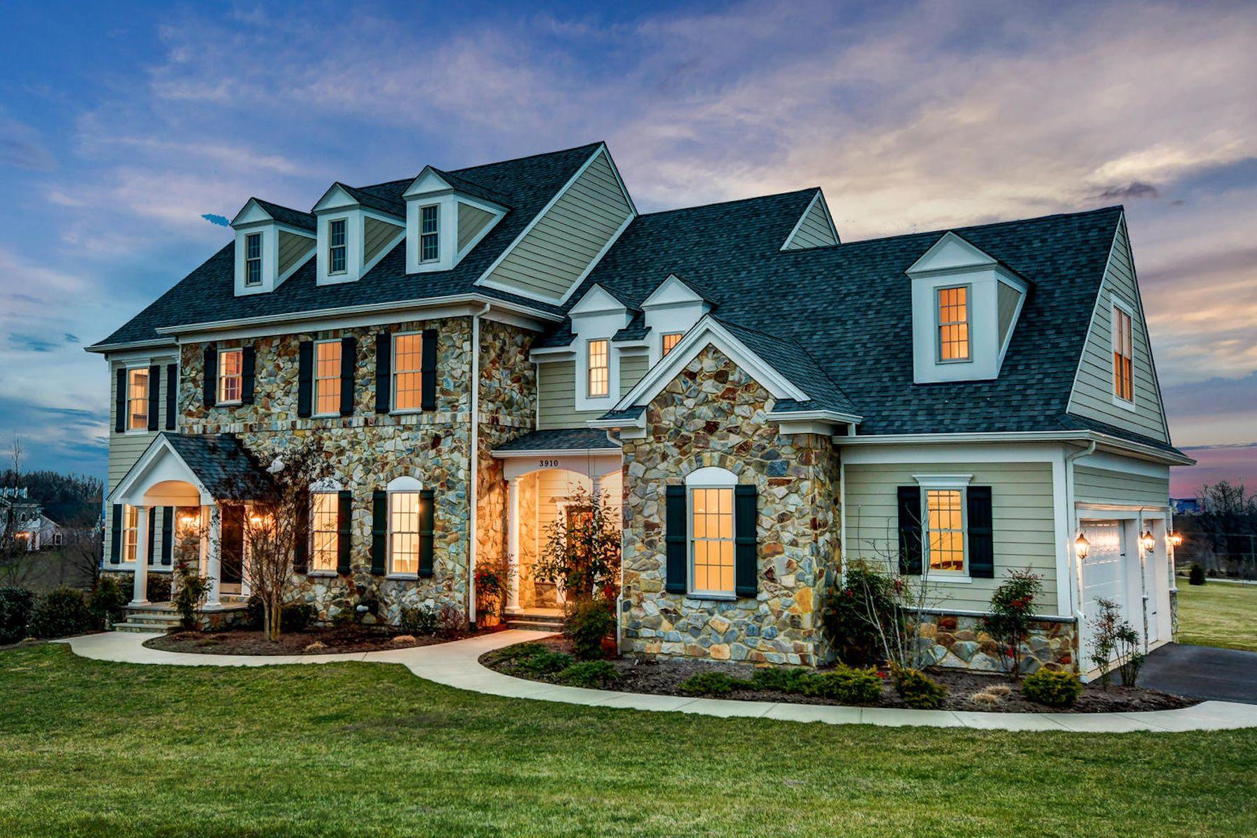 Single Family Homes for Active at Brian Knoll 3910 Briar Knoll Circle Phoenix, Maryland 21131 United States