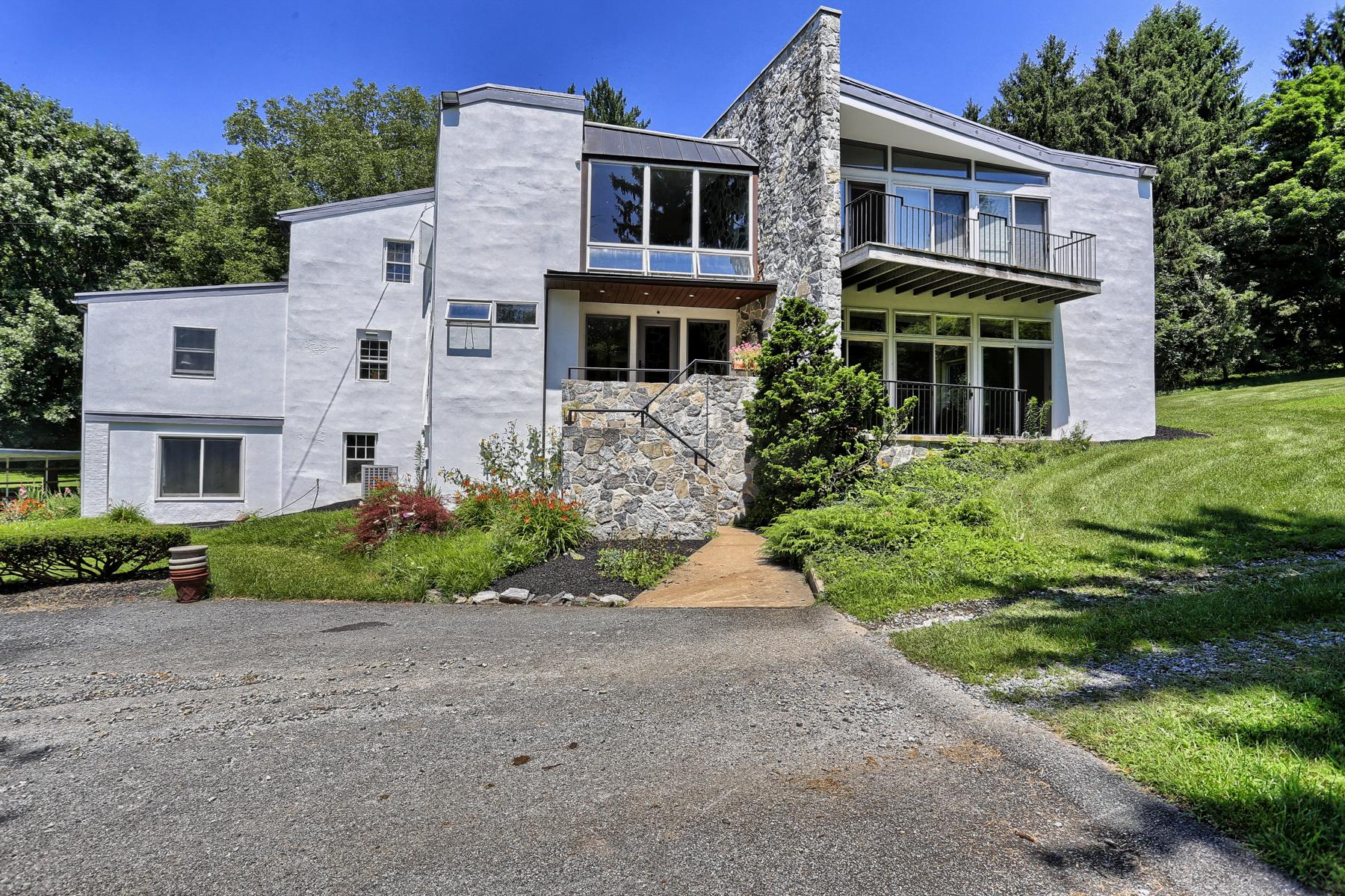 独户住宅 为 销售 在 1944 Millersville Road 兰开斯特, 宾夕法尼亚州 17603 美国