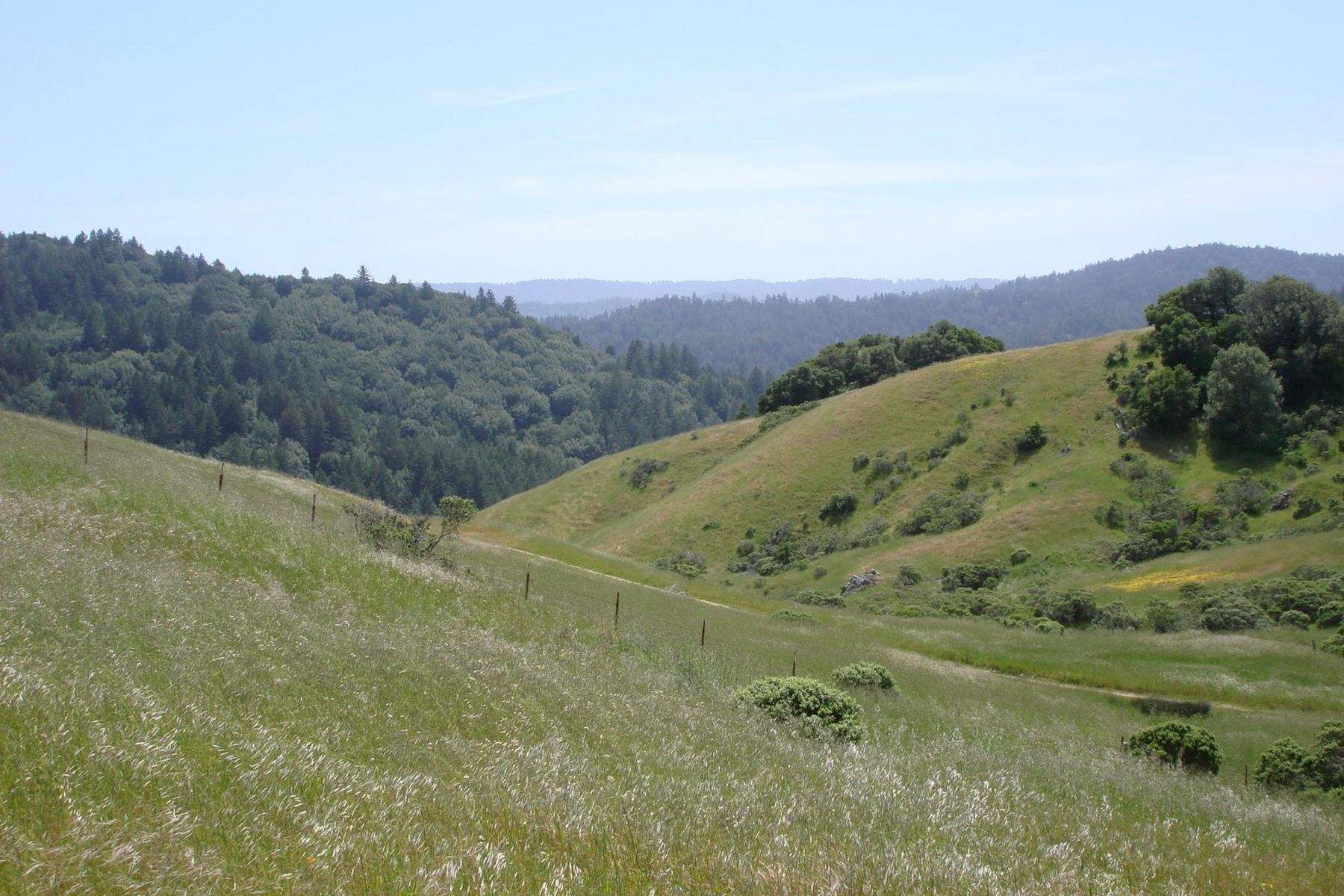Land for Sale at Big Sky Country In Marin 5888 Lucas Valley Road Nicasio, California 94946 United States