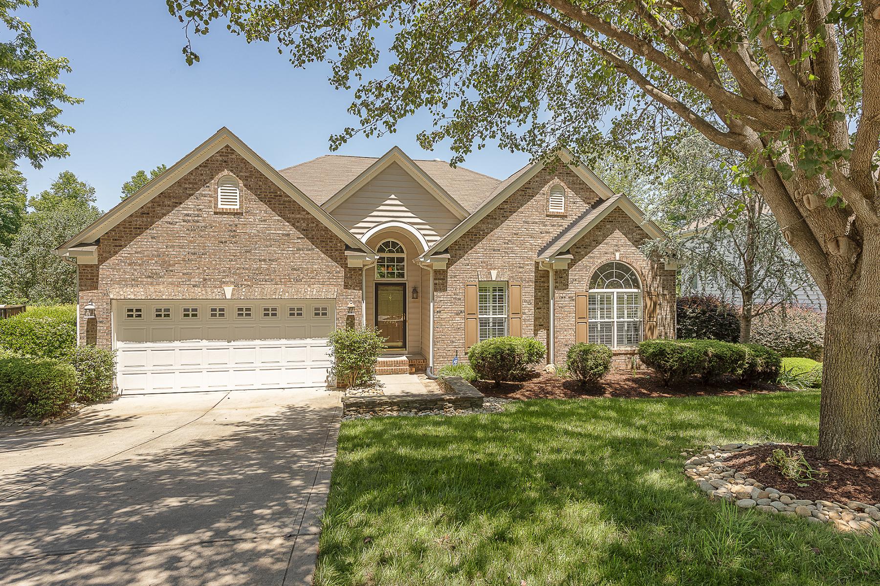 Single Family Homes por un Venta en NORTHSTONE 12415 Kane Alexander Dr, Huntersville, Carolina Del Norte 28078 Estados Unidos