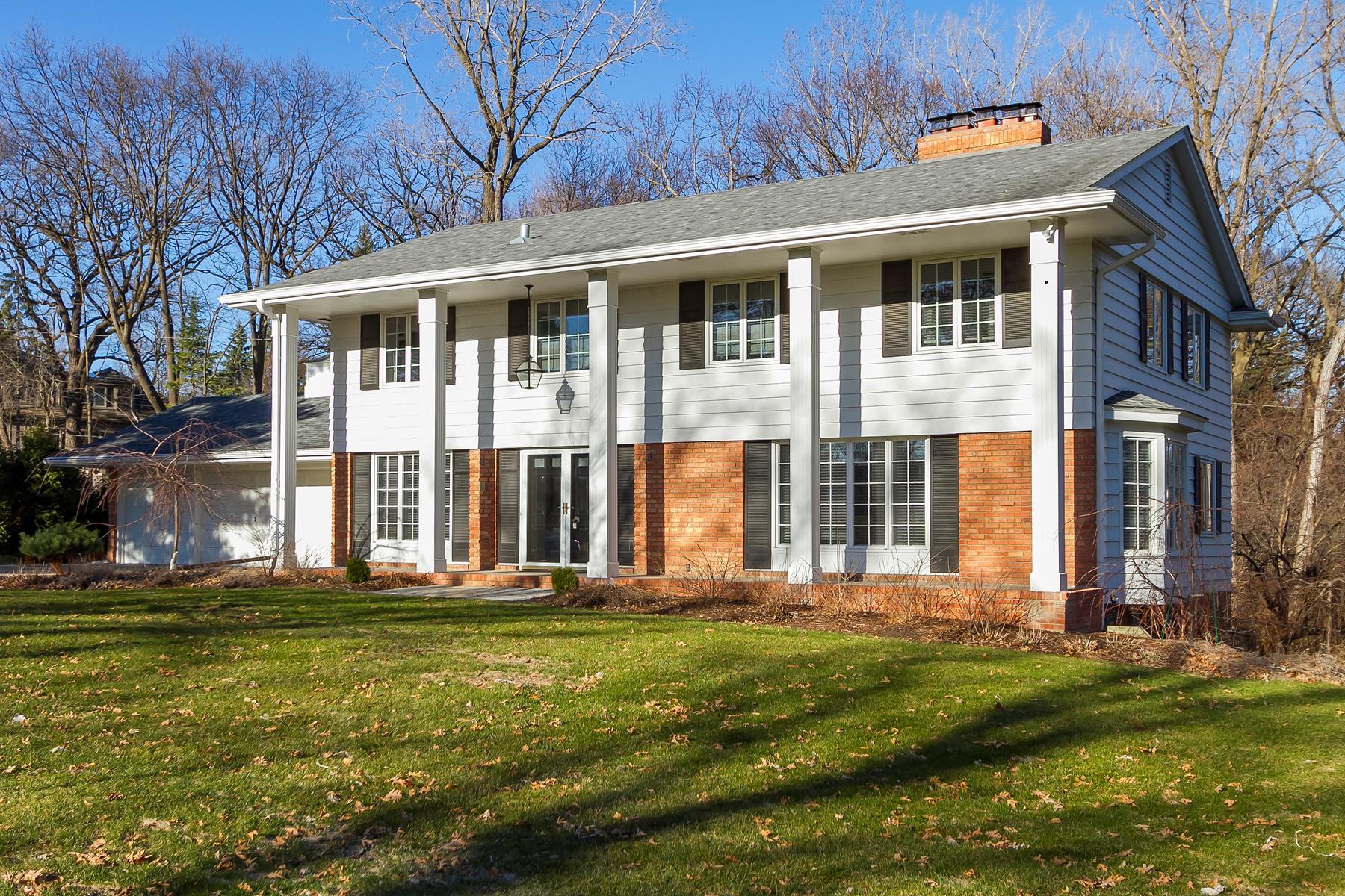 Single Family Home for Sale at 5705 Schaefer Road Edina, Minnesota, 55436 United States