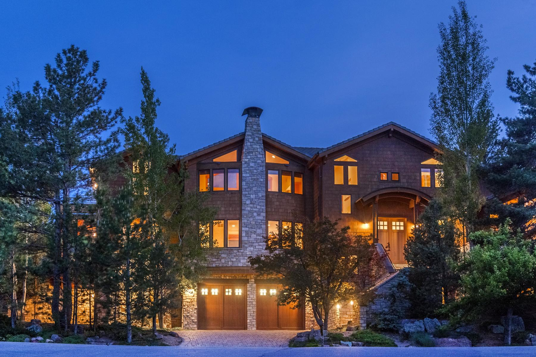 Single Family Home for Sale at Masterpiece Backing to Chautauqua Trails 1820 Deer Valley Rd Boulder, Colorado 80305 United States