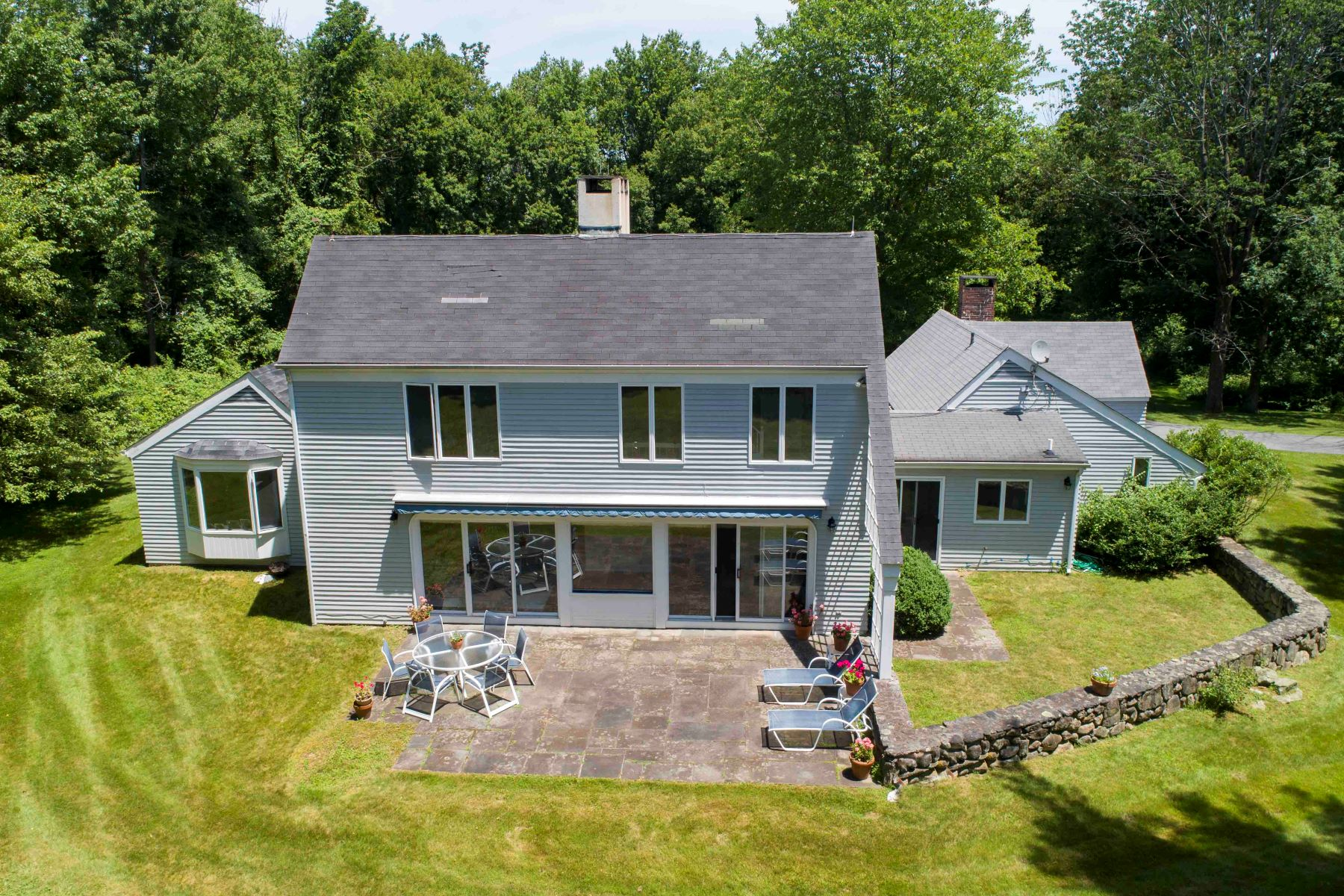 Additional photo for property listing at Peaceful & Private 45 Watermark Road Bedford, New York 10506 United States