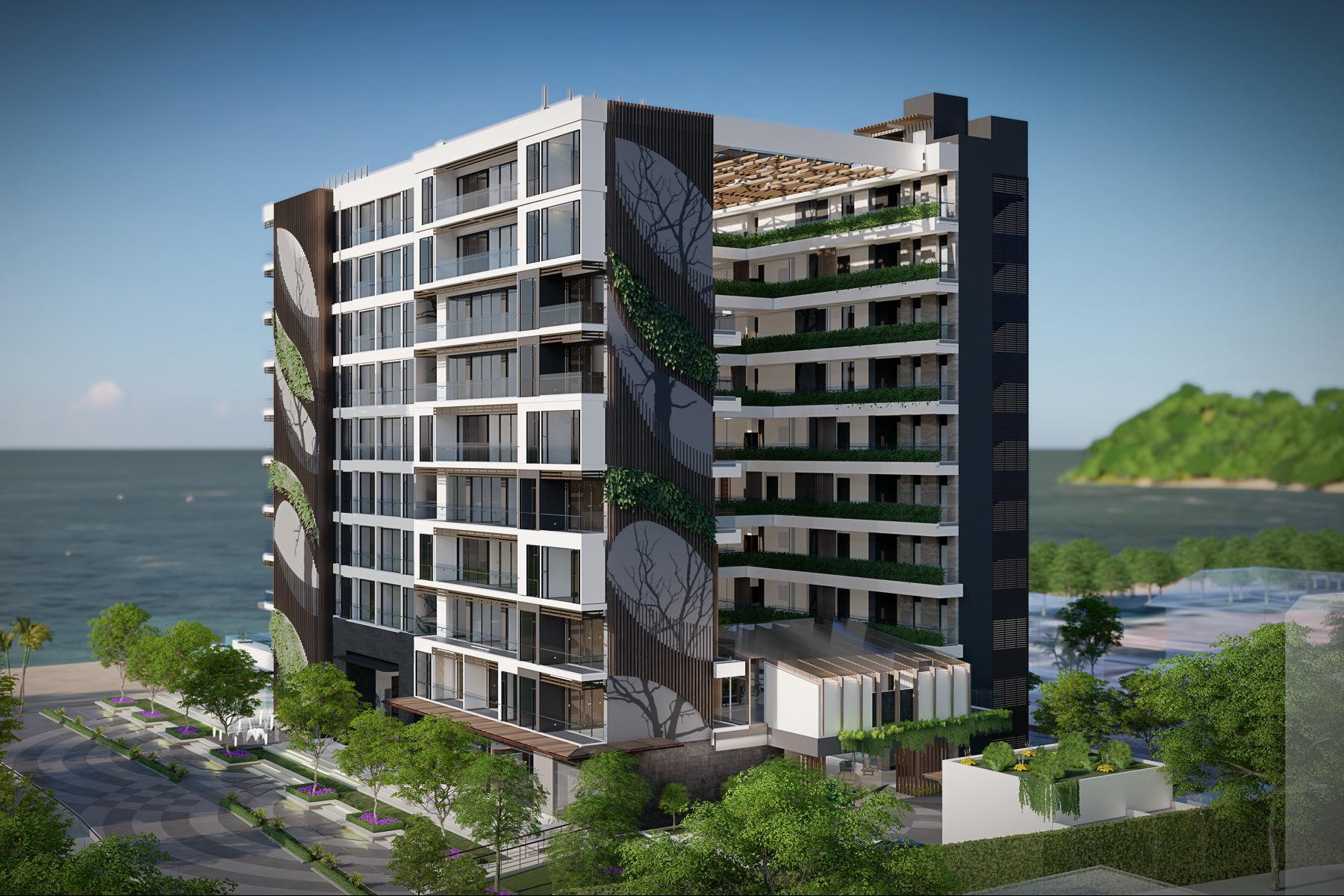 Apartments por un Venta en Jaco Walk Residences - Mountain Tower - 302, H1 Jaco, Puntarenas Costa Rica