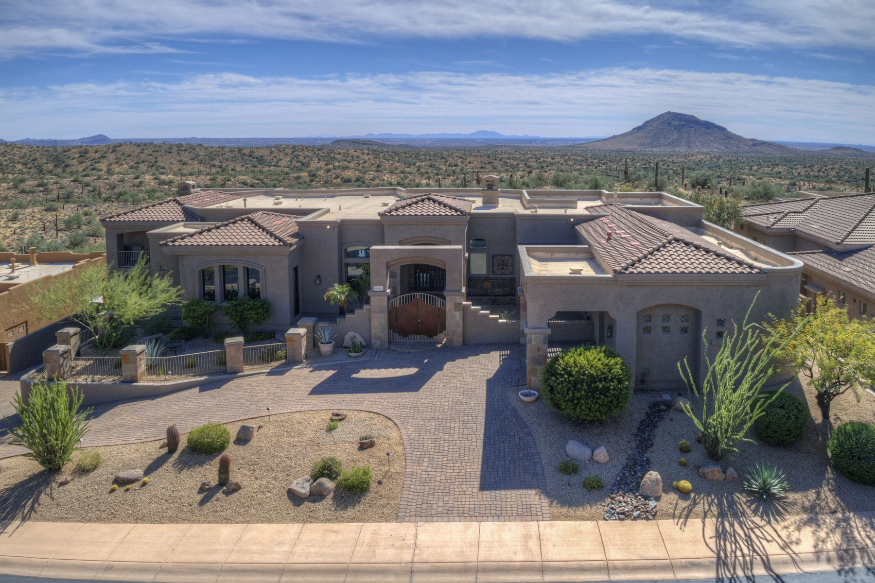 Single Family Homes por un Venta en Eagle Mountain 15105 E CAMELVIEW DR Fountain Hills, Arizona 85268 Estados Unidos