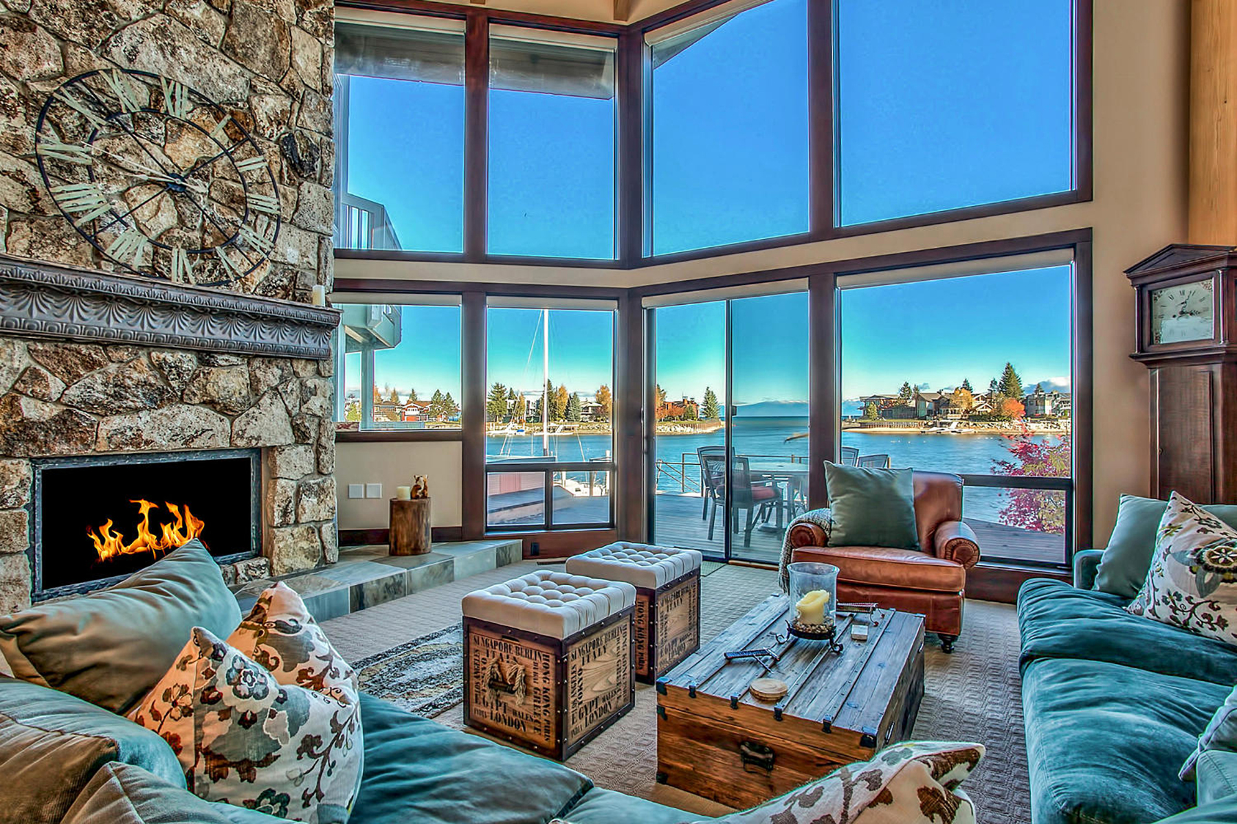 Single Family Homes for Active at 2041 Aloha Drive, South Lake Tahoe, CA 2041 Aloha Drive South Lake Tahoe, California 96150 United States