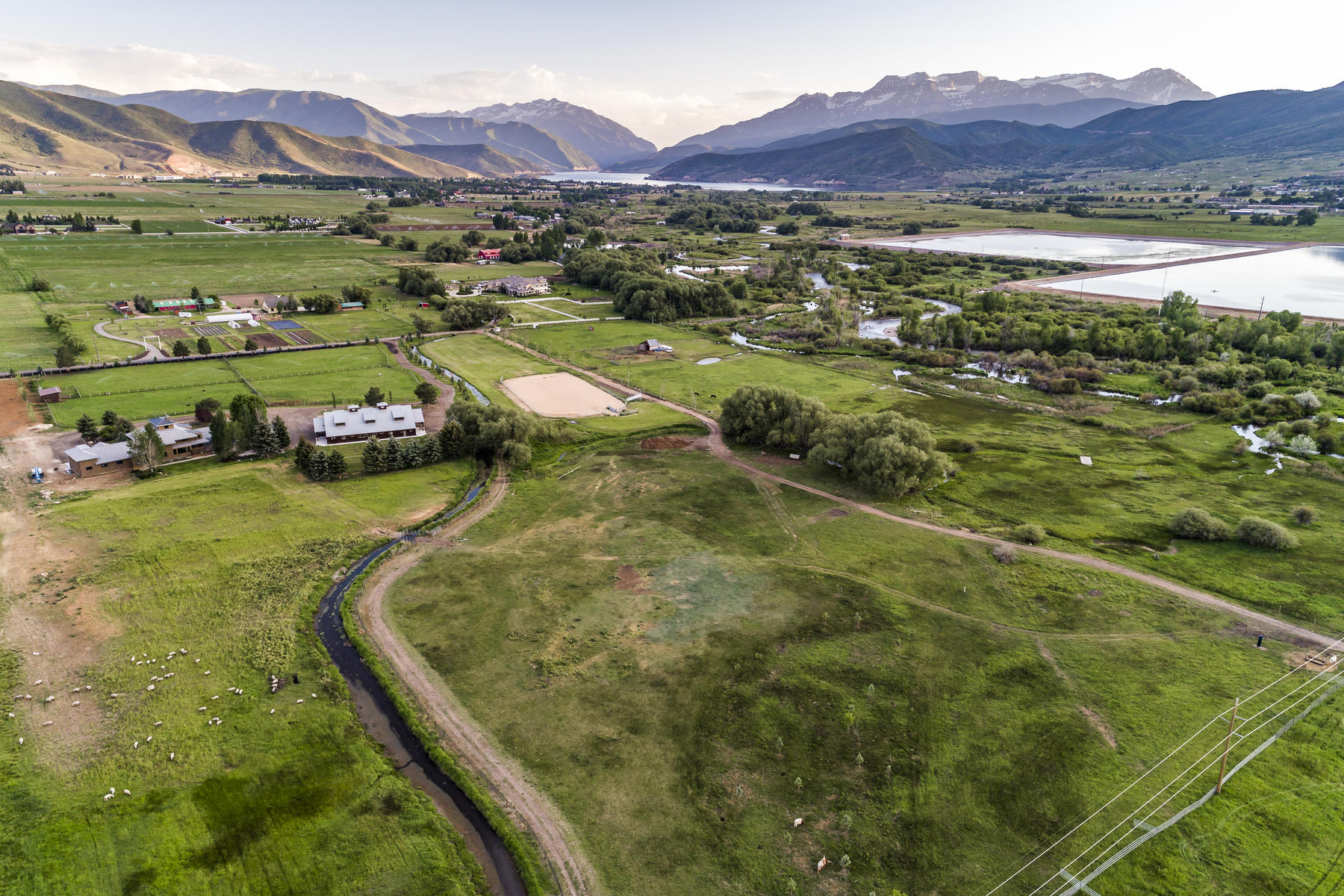 Land for Active at Beautiful 7.68 Acre Lot Near The Provo River 1500 W Midway Ln, #9 Heber, Utah 84032 United States