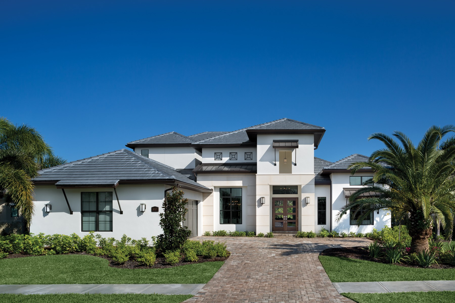 Single Family Homes voor Verkoop op To Be Constructed Castellina by Arthur Rutenberg Homes 1675 Riomar Cove Lane Vero Beach, Florida 32963 Verenigde Staten
