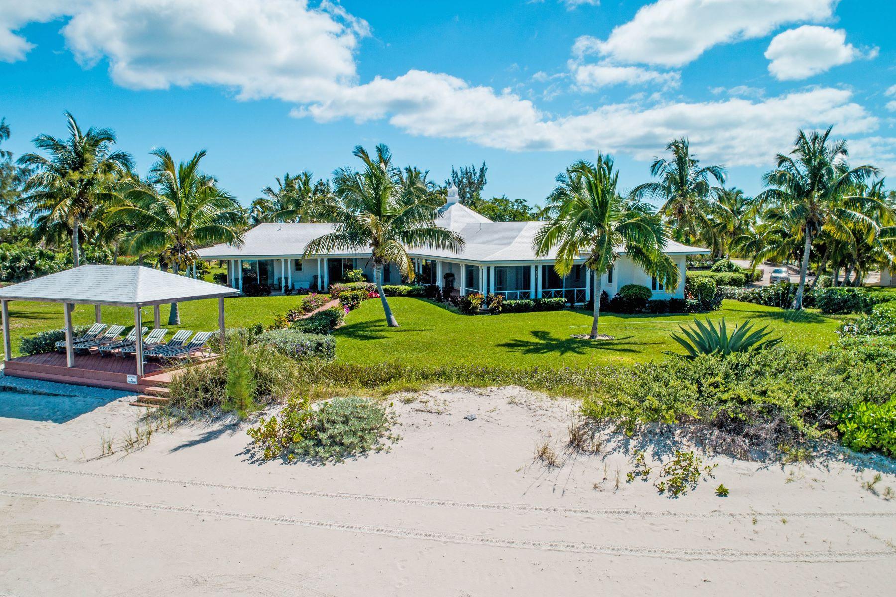Частный односемейный дом для того Продажа на O'Zone in Long Island Cape Santa Maria, Лонг-Айленд, Багамские Острова