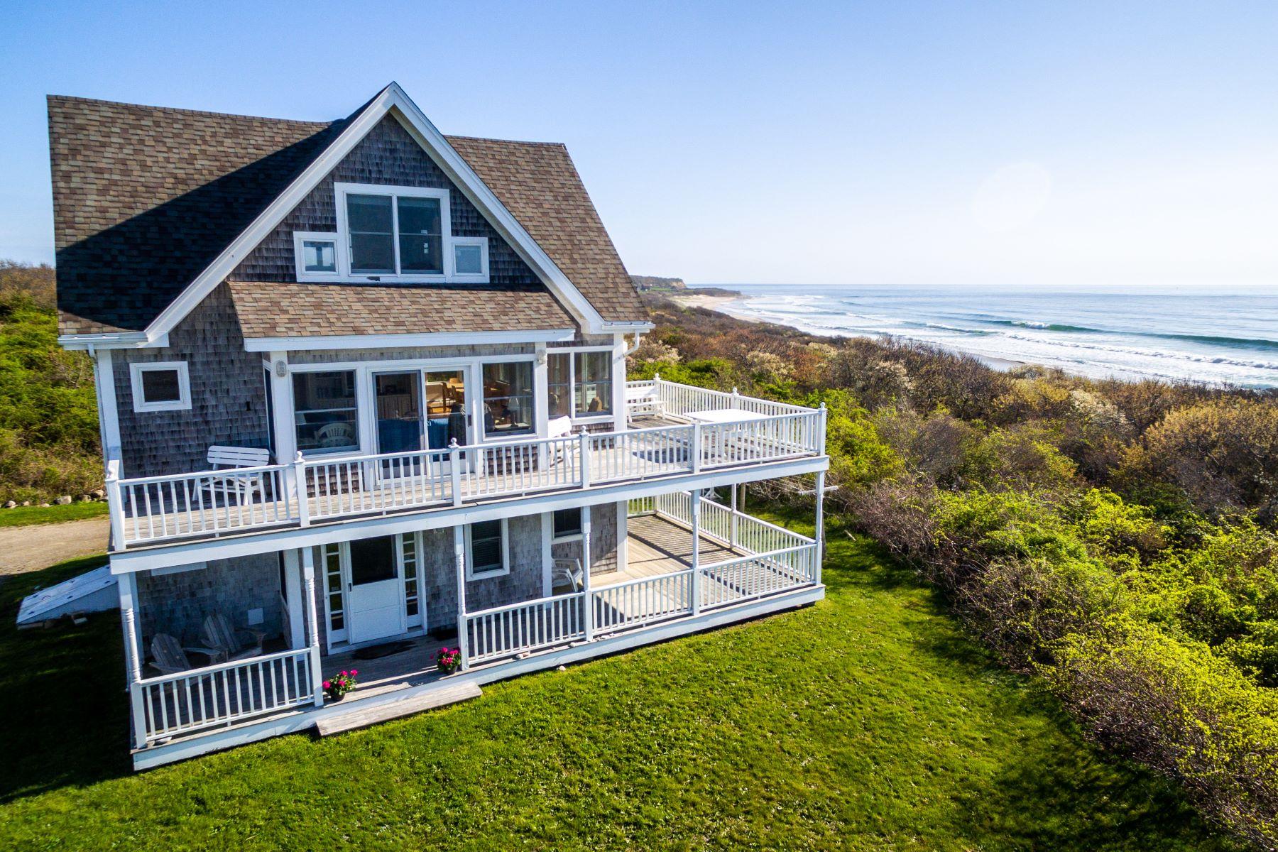 Condominiums for Sale at Crescent Beach Cottage 1728 Corn Neck Road Block Island, Rhode Island 02807 United States