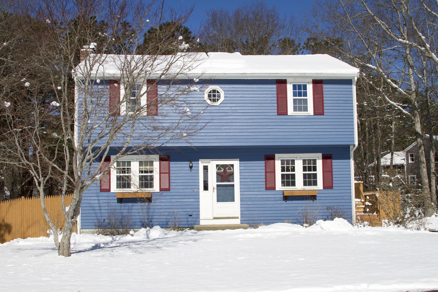 Maison unifamiliale pour l Vente à FAMILY NEIGHBORHOOD 19 BARQUENTINE DRIVE Plymouth, Massachusetts, 02360 États-Unis