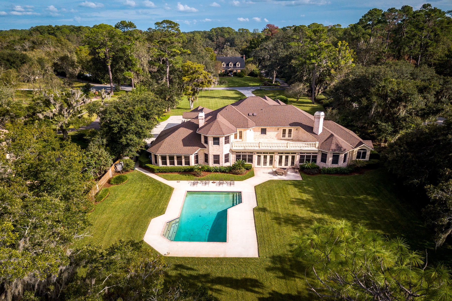 Single Family Homes for Active at Riverfront Brick 11032 Riverport Drive West Jacksonville, Florida 32223 United States