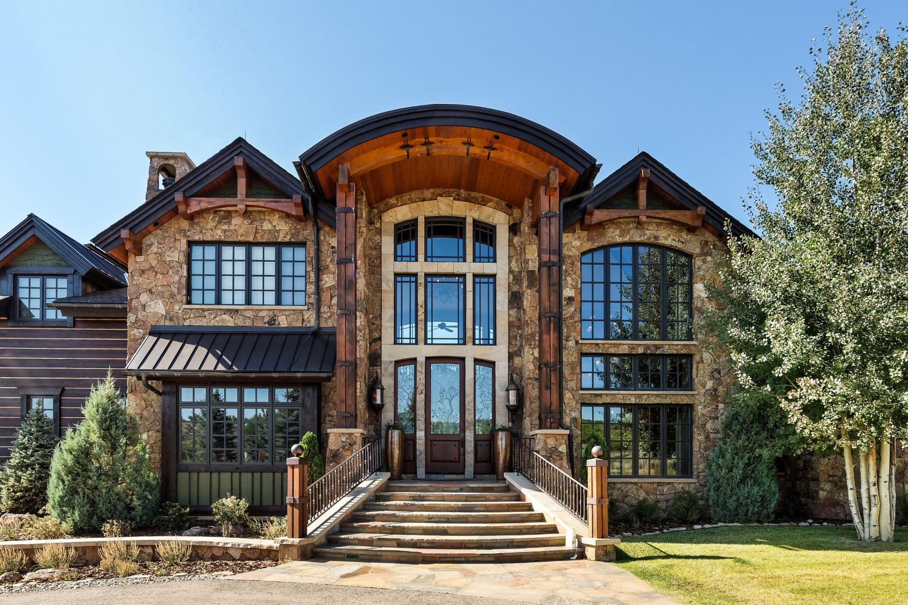 Single Family Homes 용 매매 에 Spring Park Meadows Lot 11 000153 Park Meadows Lane, Carbondale, 콜로라도 81623 미국