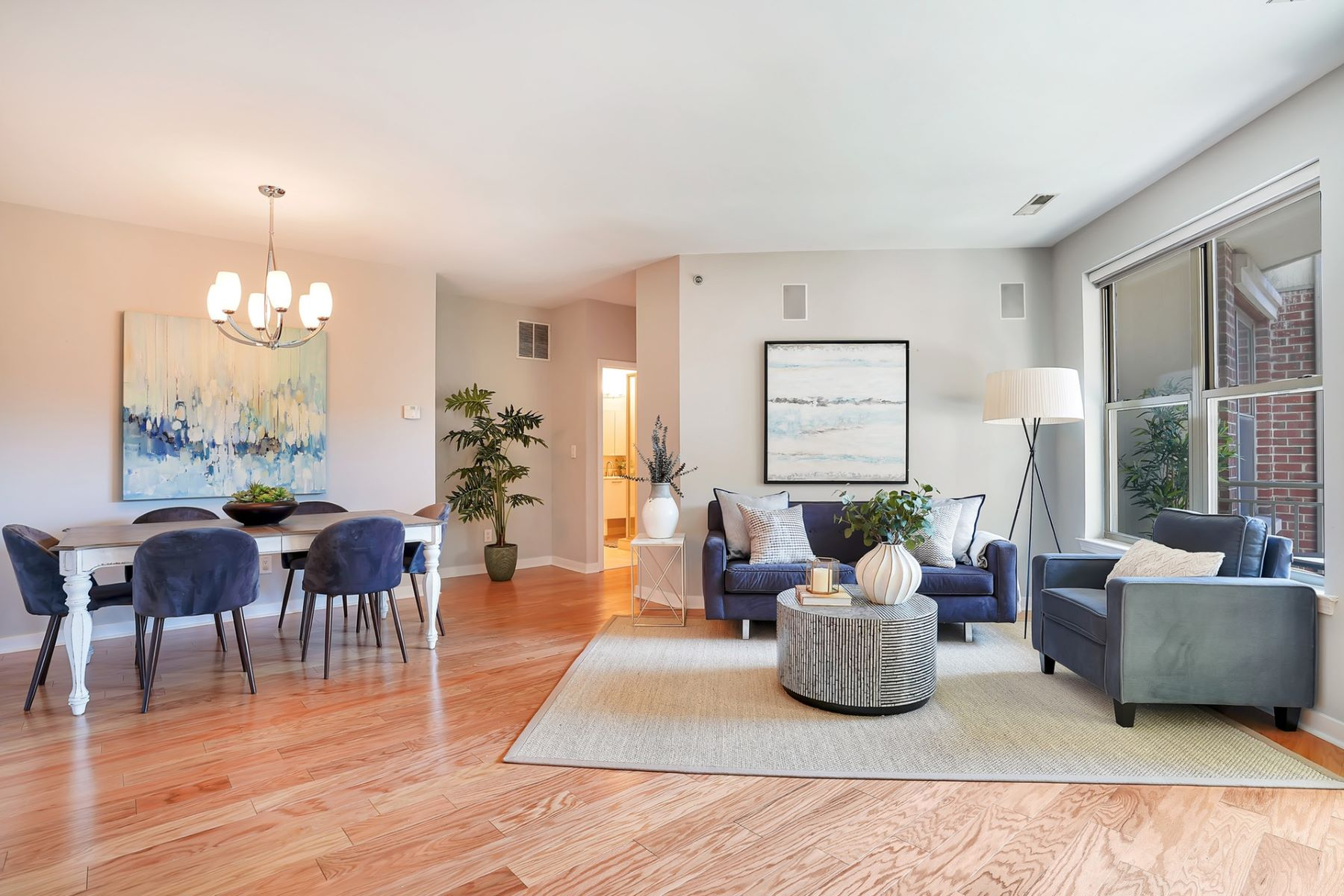 Condominiums for Sale at Welcome home to this premier waterfront community at Hudson Club! 24 Avenue at Port Imperial #419 West New York, New Jersey 07093 United States
