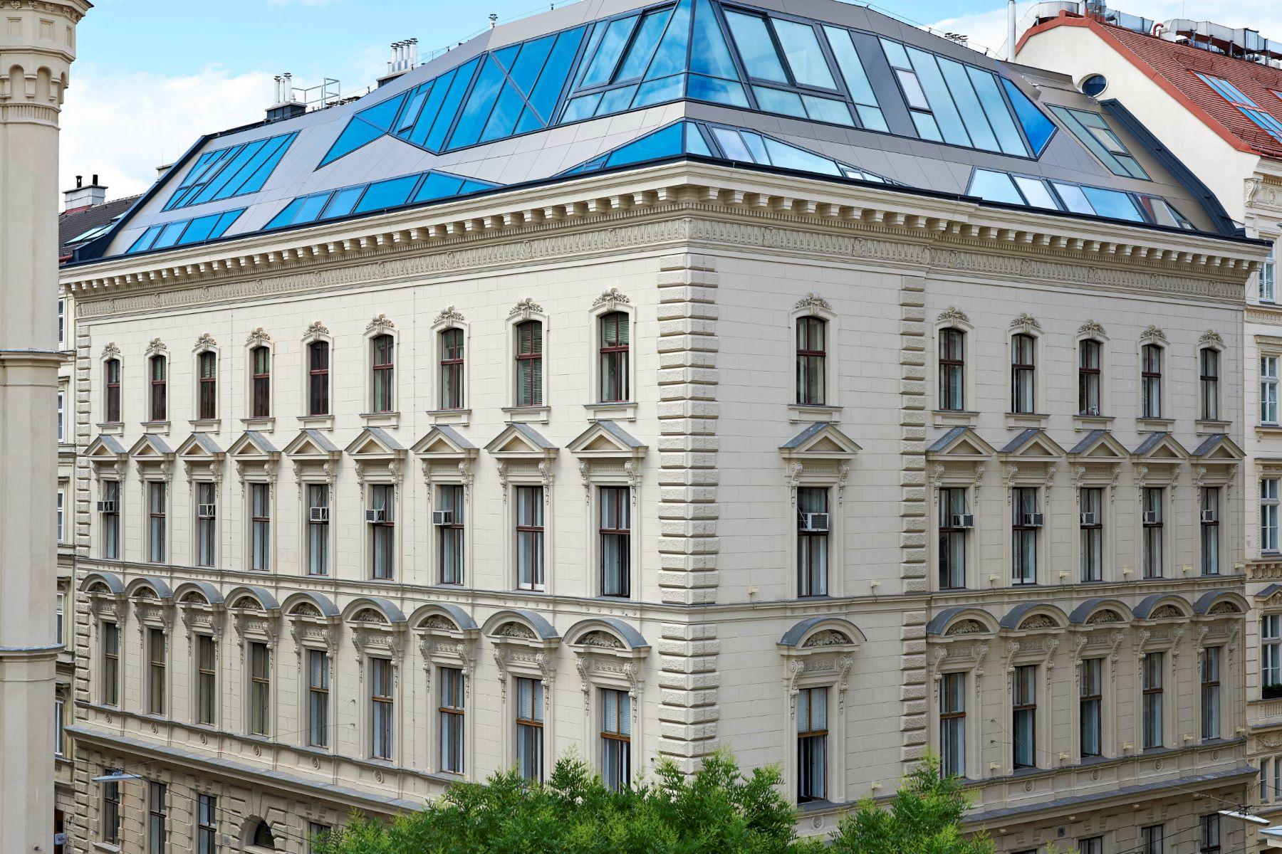 Квартира для того Продажа на Stunning Penthouse Vienna, Vienna, 1010 Austria