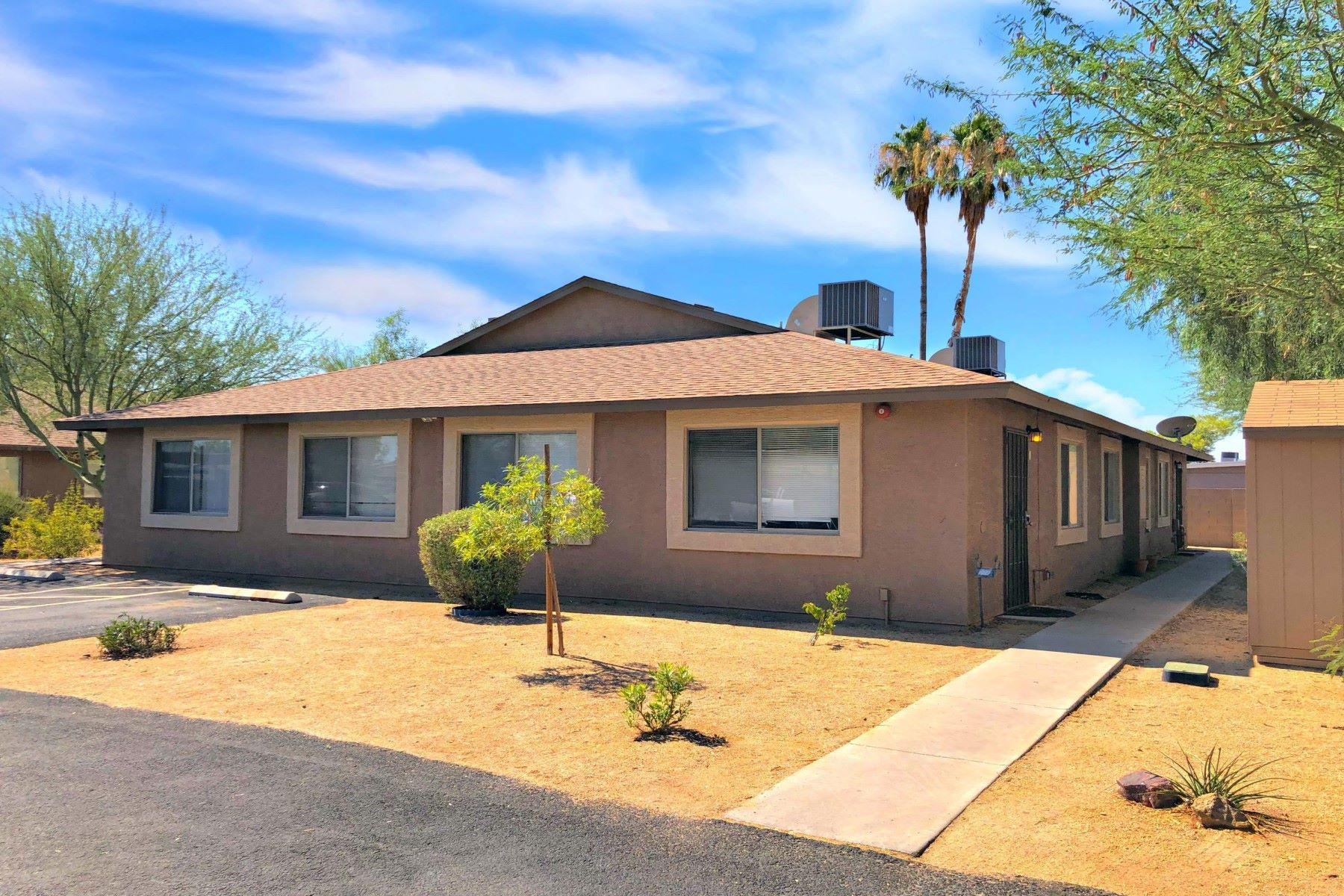Multi-Family Homes for Sale at 4-plex Gem In Mesa 105 E Ingram ST Mesa, Arizona 85201 United States