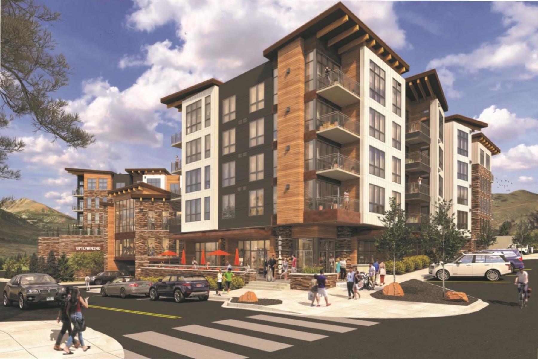 Condominiums for Active at Uptown 240 240 Lake Dillon Drive #603 Dillon, Colorado 80435 United States