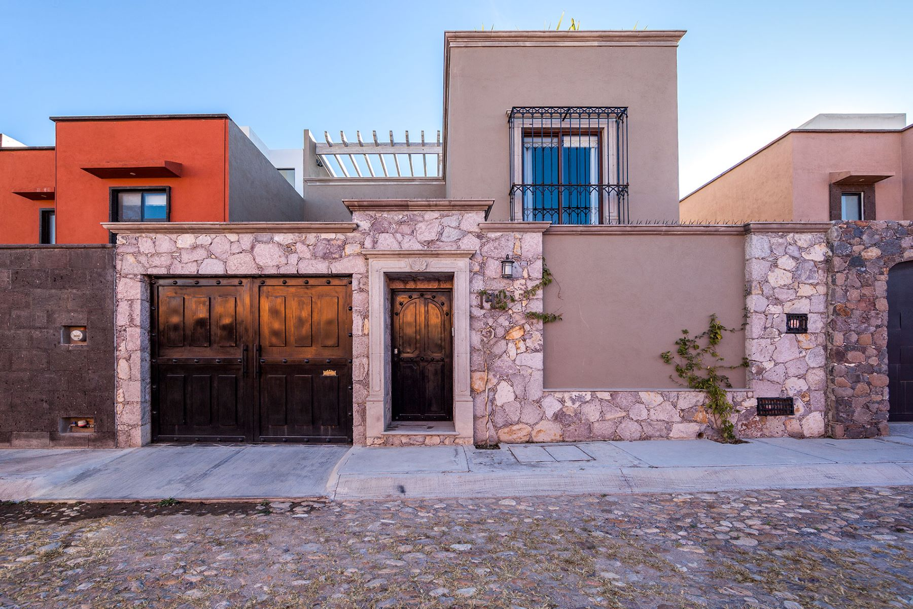 단독 가정 주택 용 매매 에 Tormentosa Tormentosa 14 La Lejona, San Miguel De Allende, Guanajuato, 37700 멕시코
