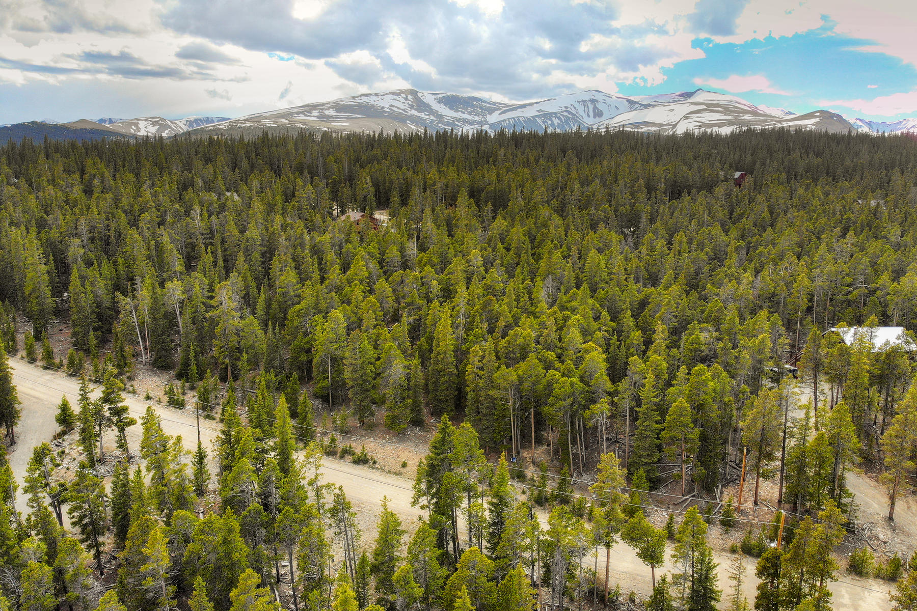 Land for Active at Richly Treed Lot to Build your Dream Home 603 Bobcat Lane Fairplay, Colorado 80440 United States