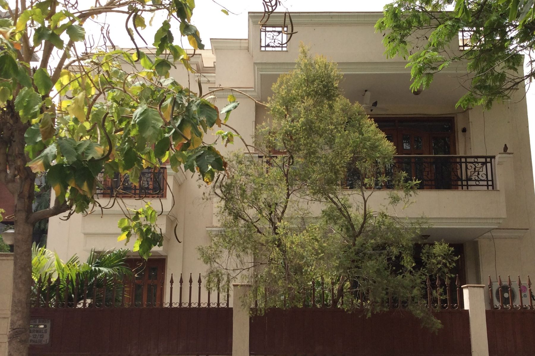 Multi-Family Home for Rent at Gurugram - Spacious Bungalow DLF Phase - 1, Other Haryana, Haryana, 122001 India