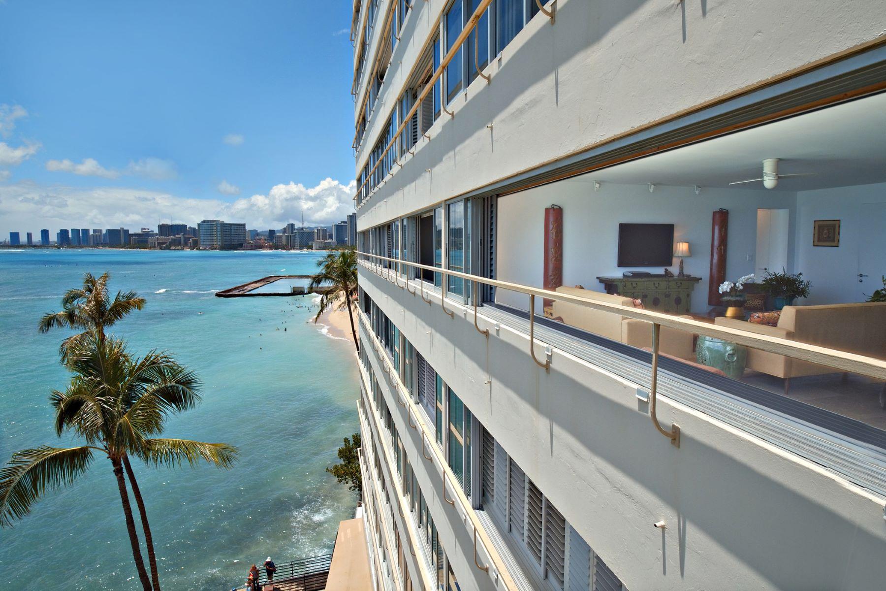 出售物業 Honolulu