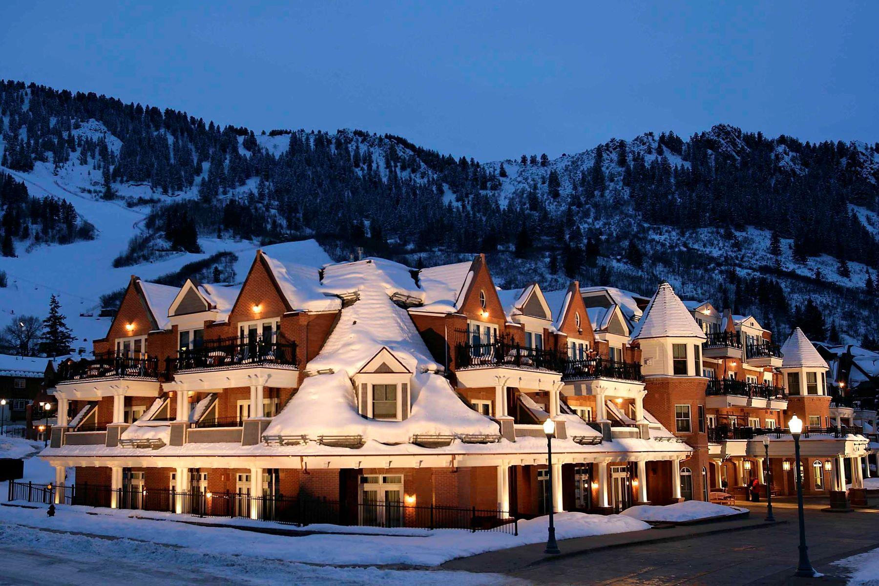 Кондоминиум для того Продажа на The Hyatt Grand Aspen 415 East Dean Street Unit #2-Week 31, Aspen, Колорадо, 81611 Соединенные Штаты