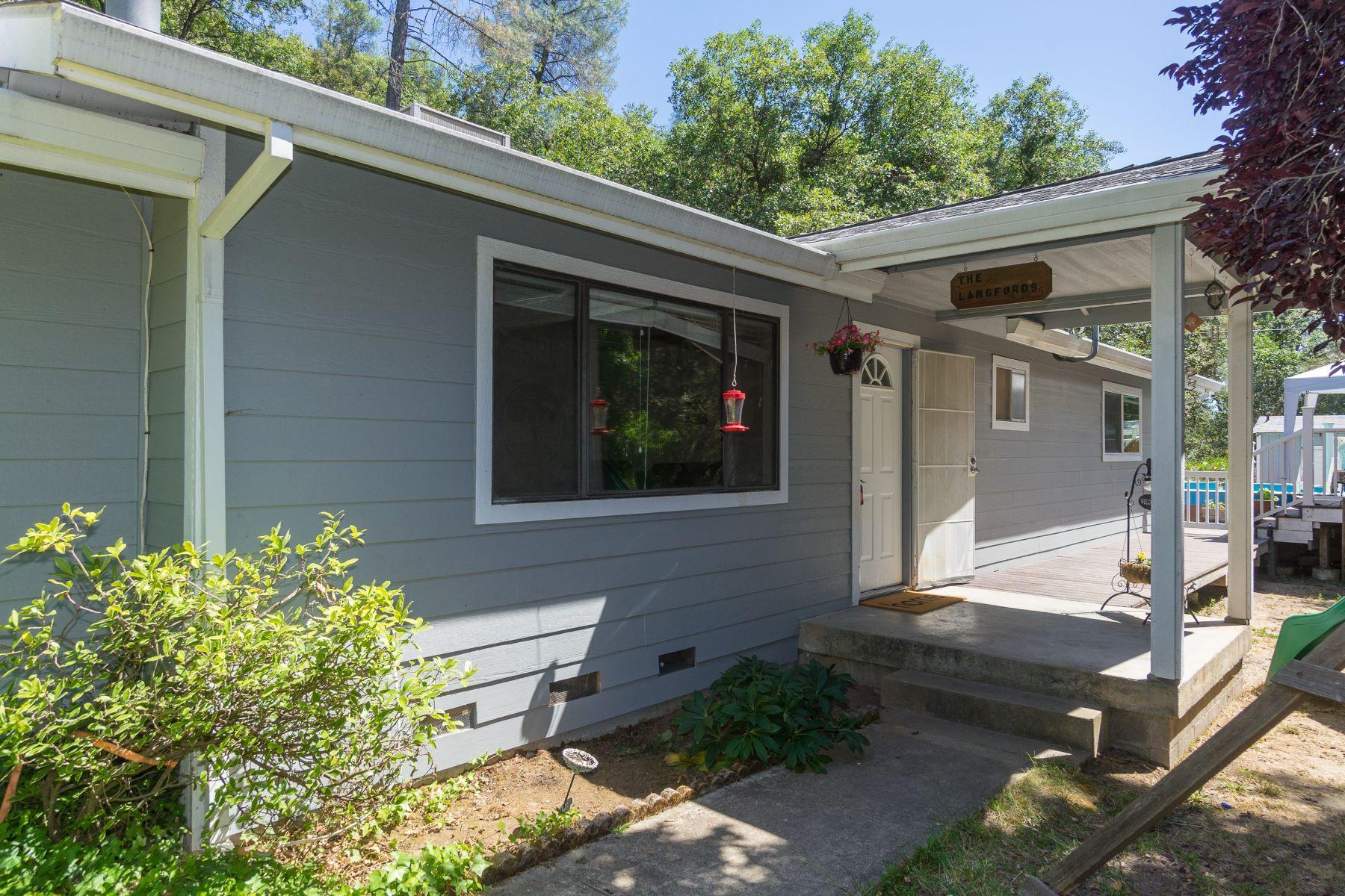 一戸建て のために 売買 アット 2 Homes on 1 Acre 1025 Mount Aukum Court Somerset, カリフォルニア 95684 アメリカ合衆国
