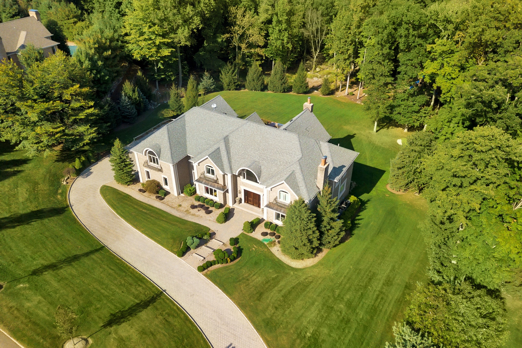 Single Family Home for Sale at Welcome to Pure Luxury 59 Brams Hill Drive, Mahwah, New Jersey 07430 United States