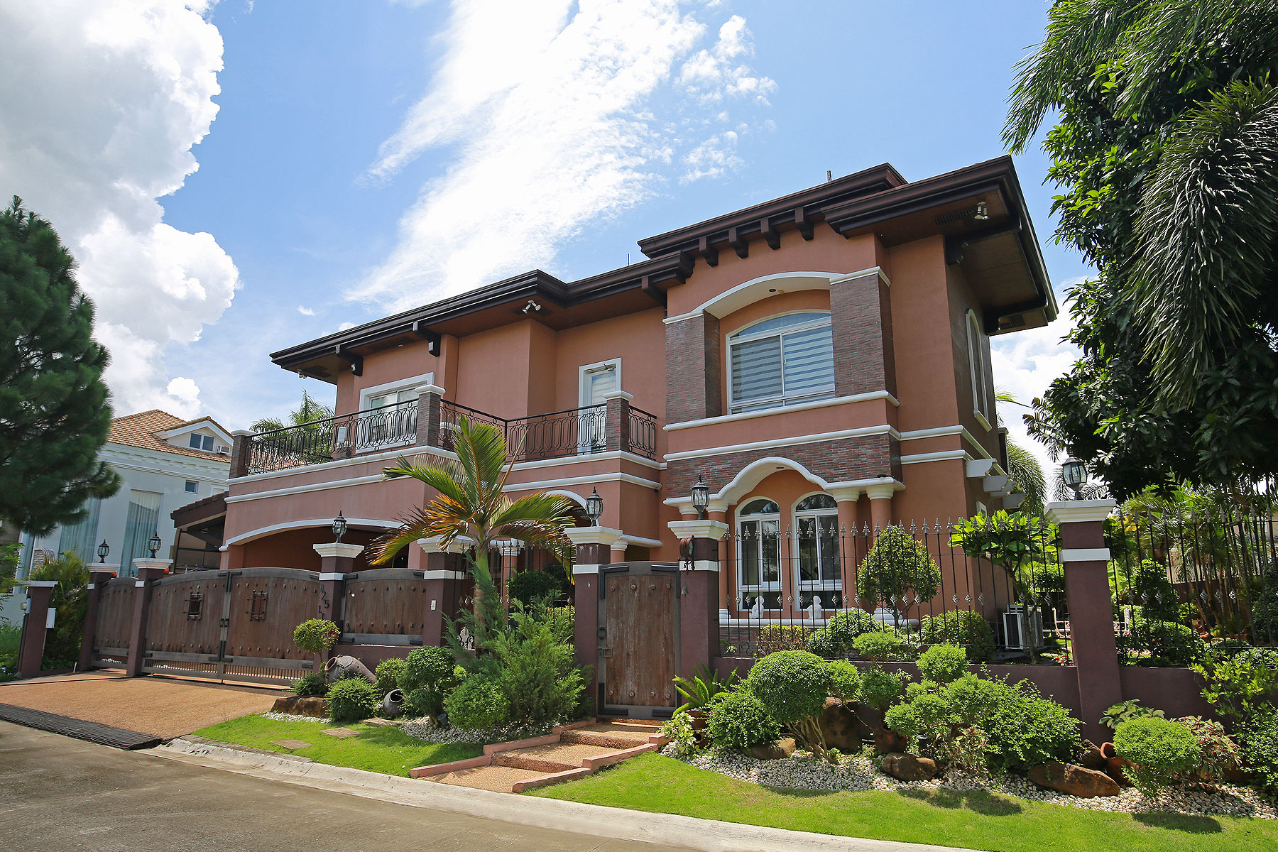 Single Family Home for Sale at Mediterranean House in Portofino South Other Manila, Manila 1740 Philippines