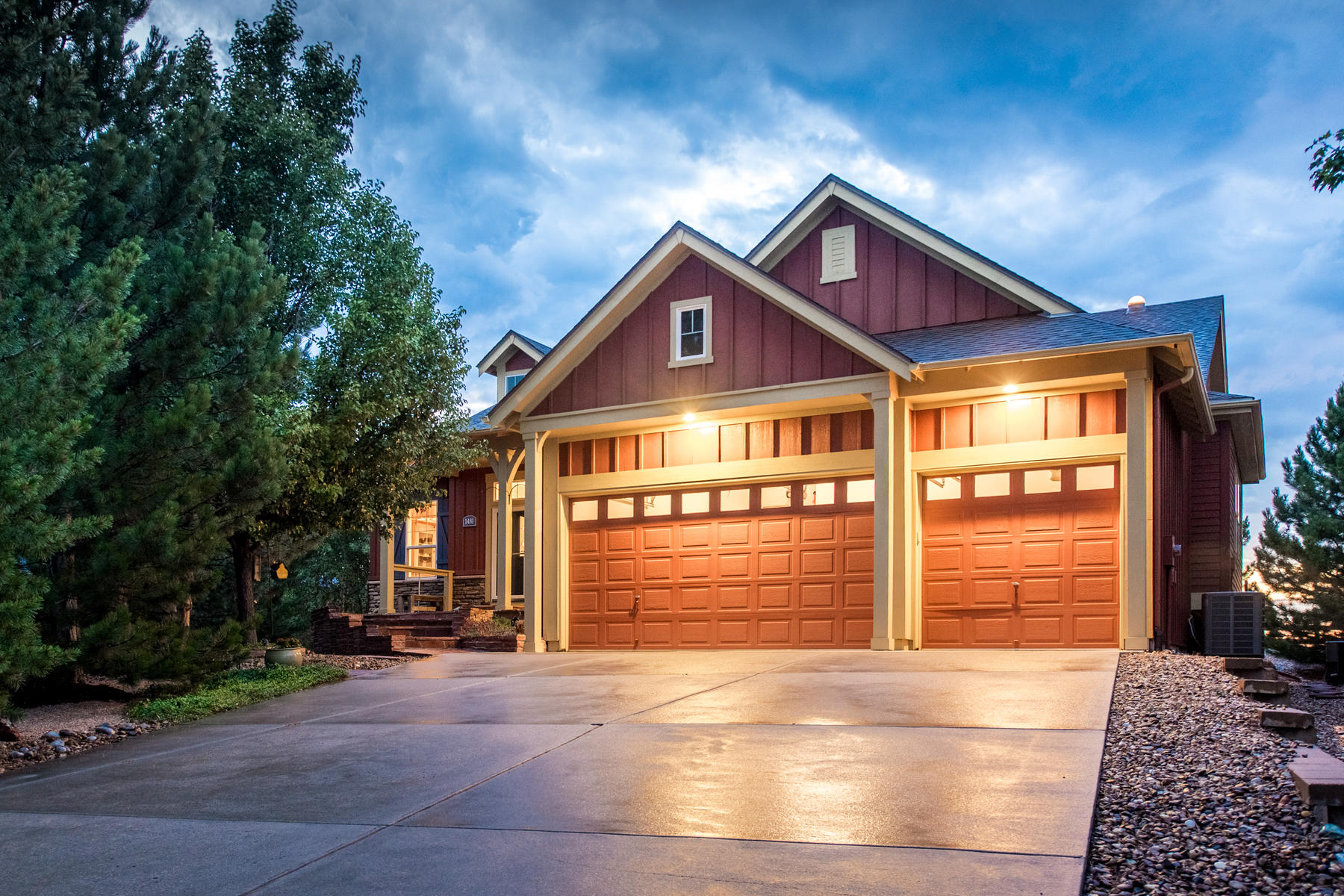 Single Family Home for Active at Think Sunset Views and Sunrise Strolls 1481 Suncrest Rd Castle Pines, Colorado 80104 United States
