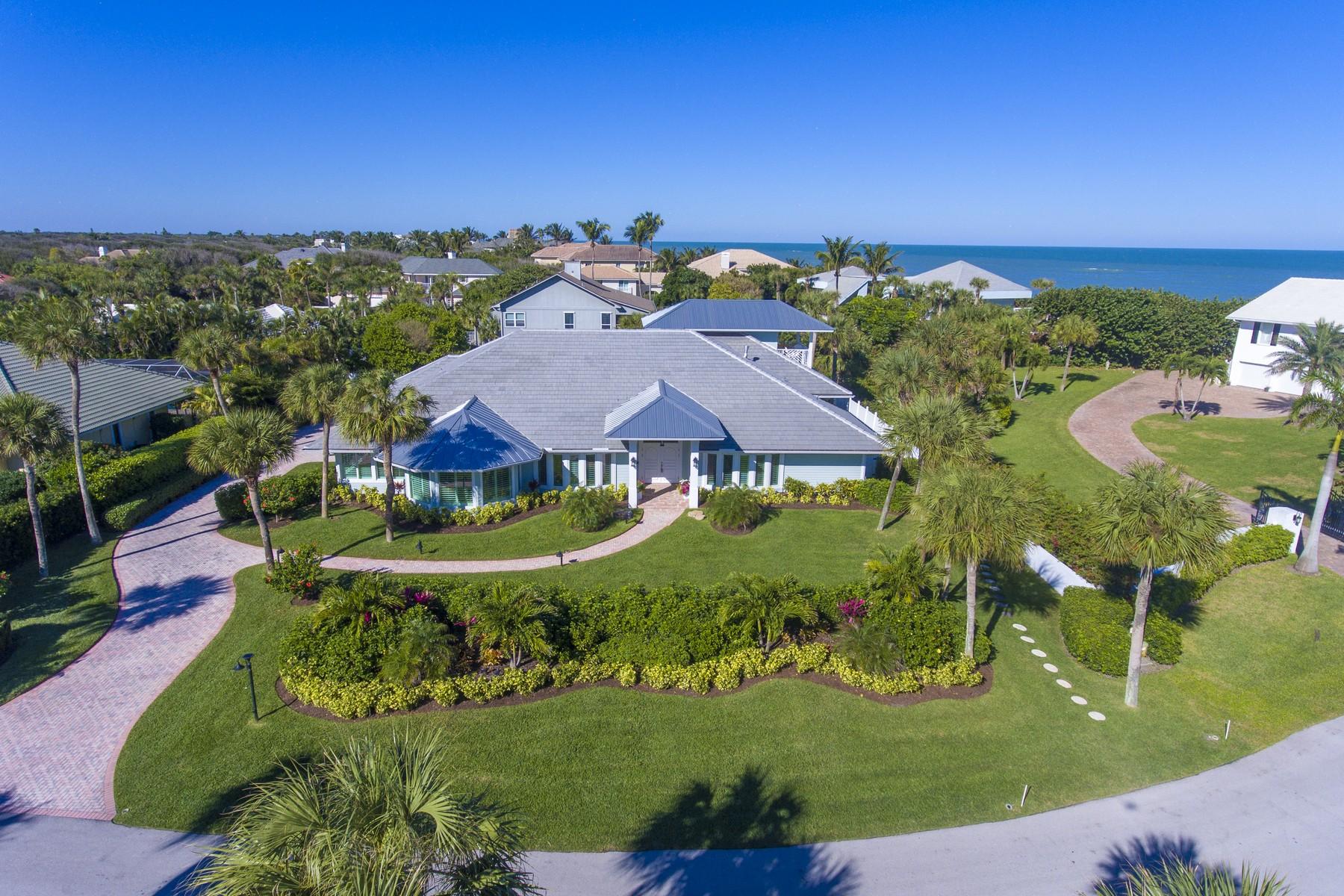 Steps from the Ocean 909 Holoma Drive Vero Beach, Florida 32963 Estados Unidos