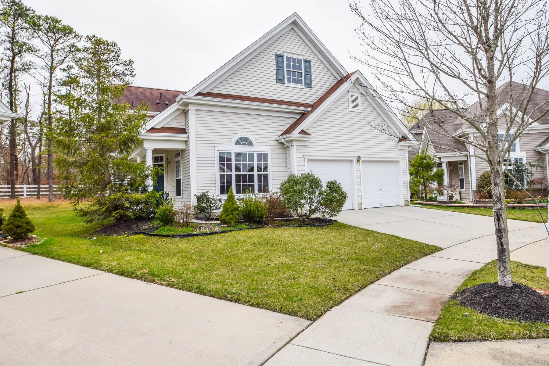 独户住宅 为 销售 在 139 Garnett Ln 139 Garnett Ln 蛋港镇, 新泽西州 08234 美国