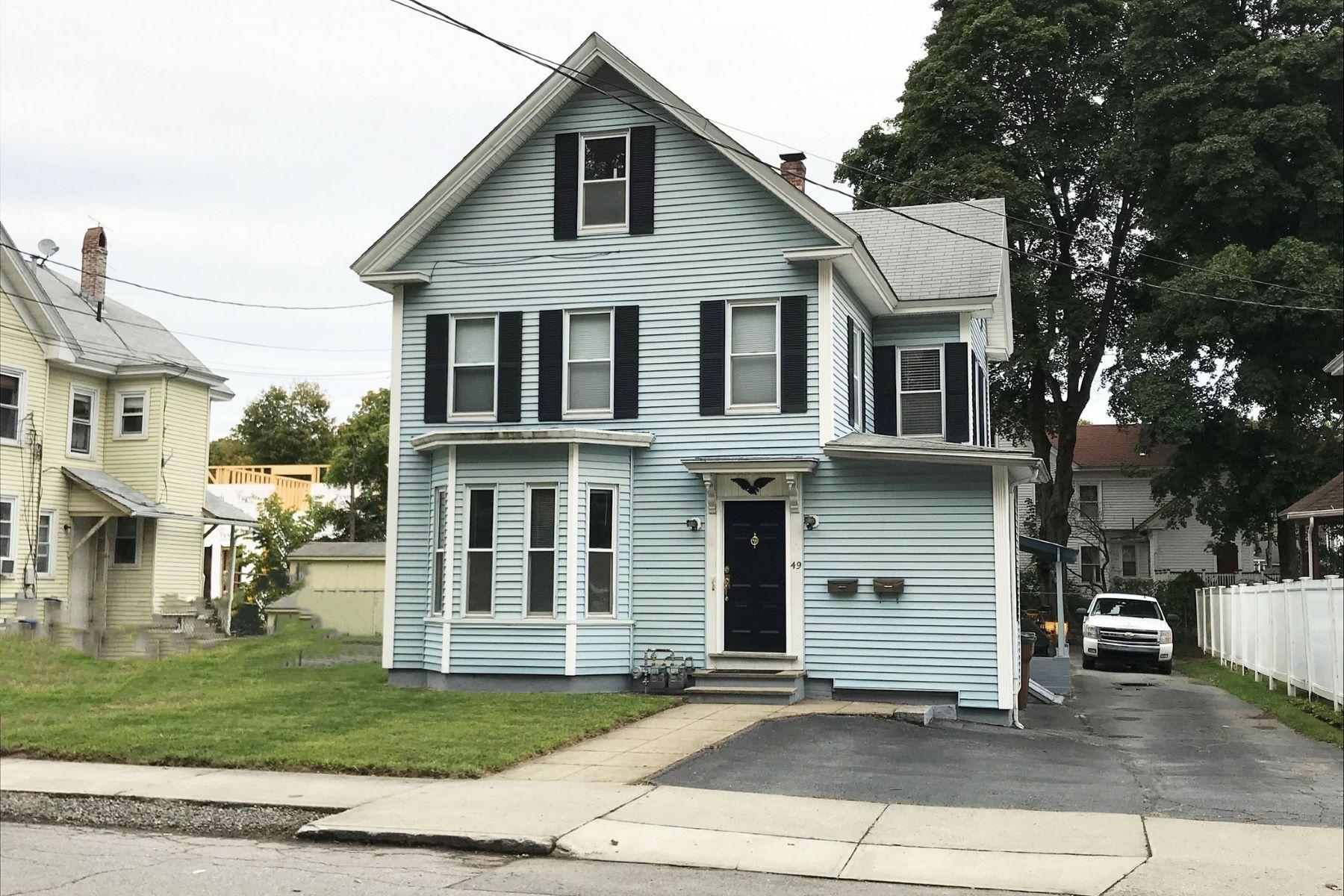 Other Residential Homes 용 매매 에 49 Pope Street 2, Hudson, 매사추세츠 01749 미국
