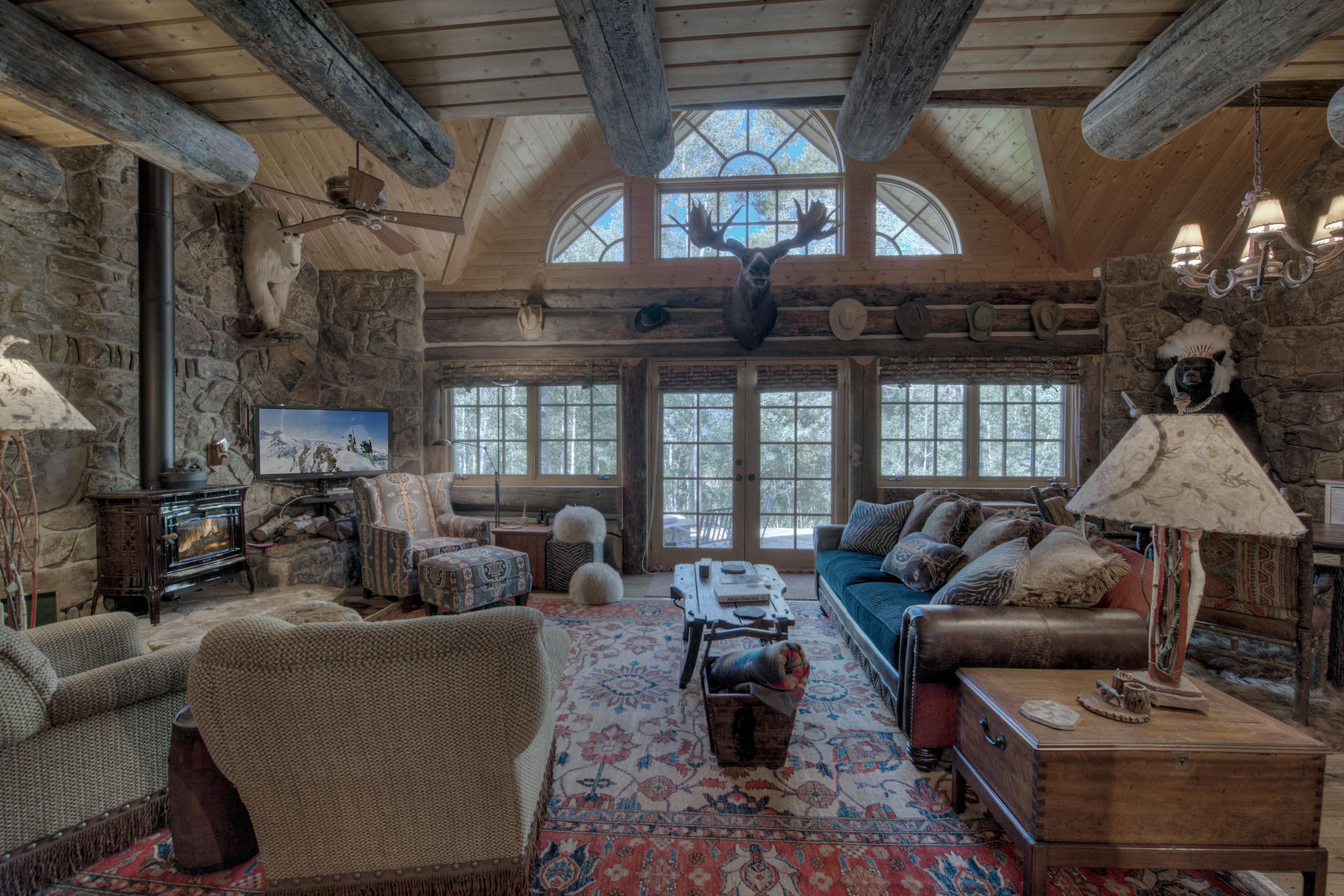 Single Family Homes for Active at Authentic Rocky Mountain Sanctuary 1041 GCR TBD Tabernash, Colorado 80478 United States