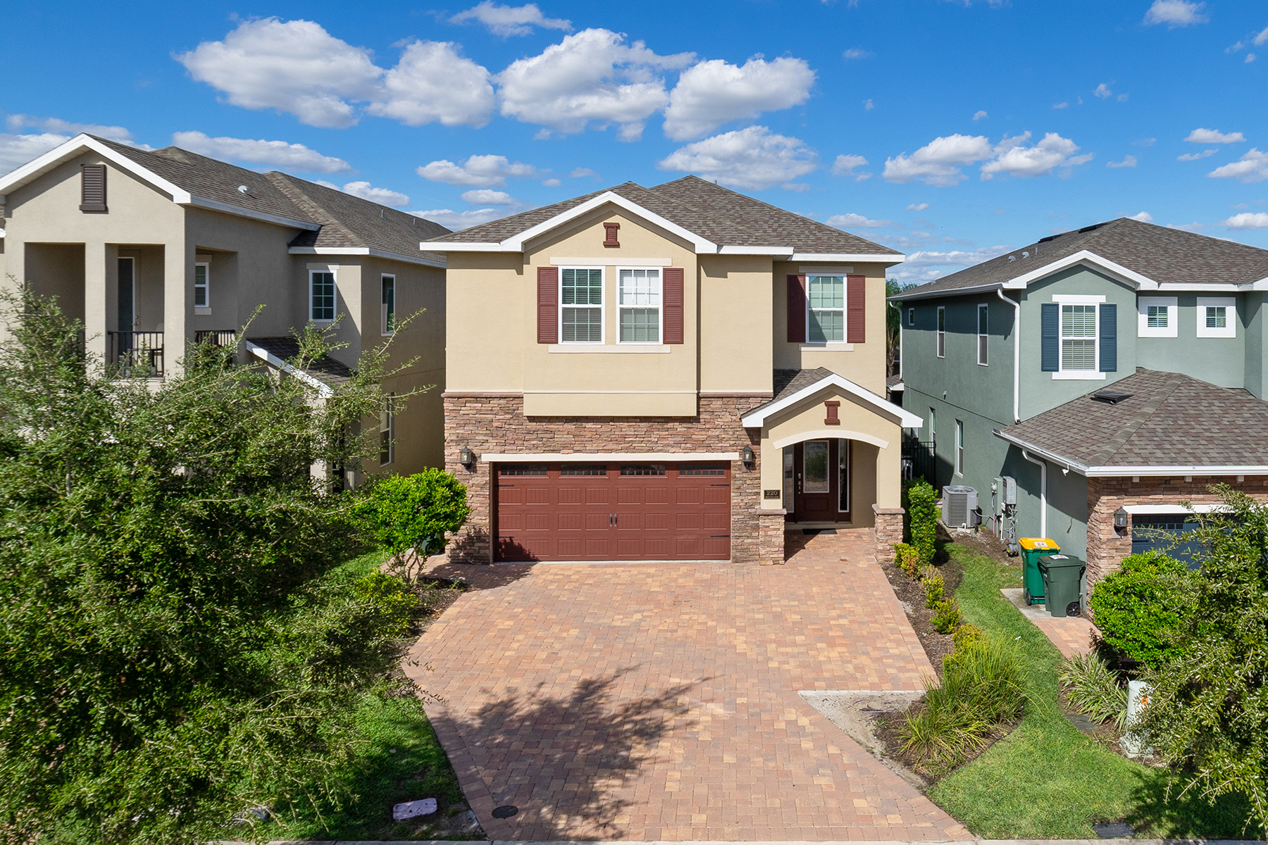 Single Family Homes for Sale at KISSIMMEE-ORLANDO 220 Minton Loop Kissimmee, Florida 34747 United States