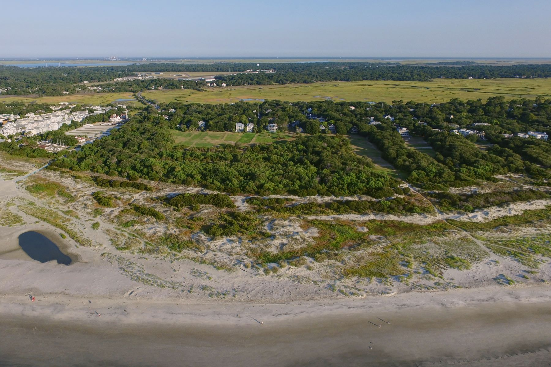 Land for Sale at OCEANFRONT EAST BEACH 4211 Seventh Street St. Simons Island, Georgia 31522 United States